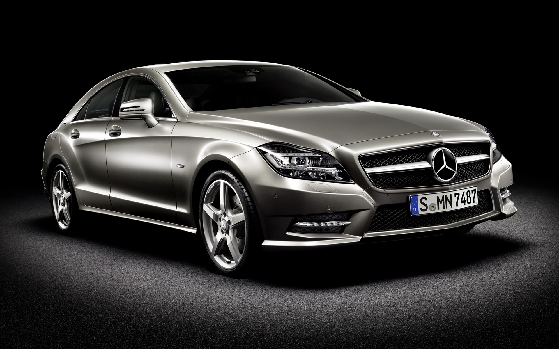 Vehicles Mercedes 1920x1200