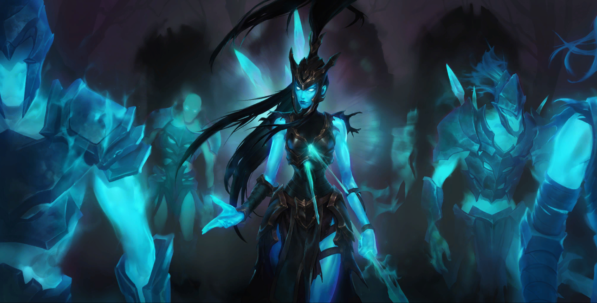 Legends Of Runeterra League Of Legends Wild Rift 1920x975