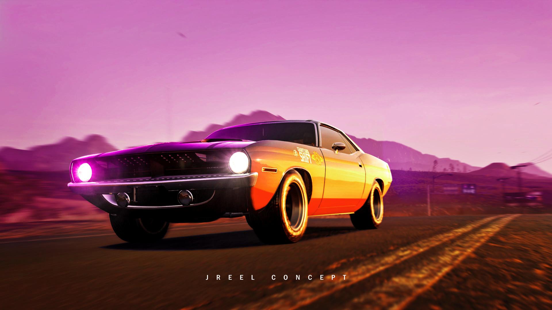 Dodge Dodge Challenger 1920x1080