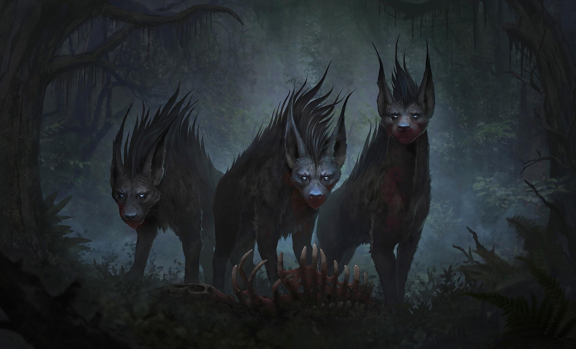 Animal Creature 1920x1164