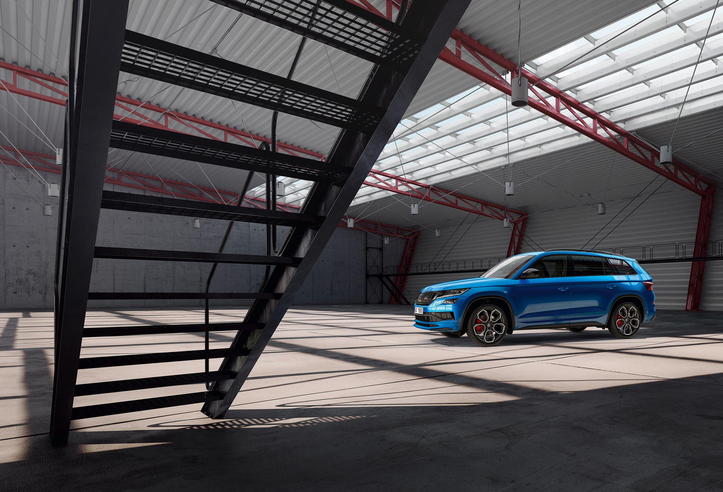 Blue Car Car Compact Car Suv Vehicle Skoda Skoda Karoq Wallpaper Resolution 2800x1906 Id 1111544 Wallha Com
