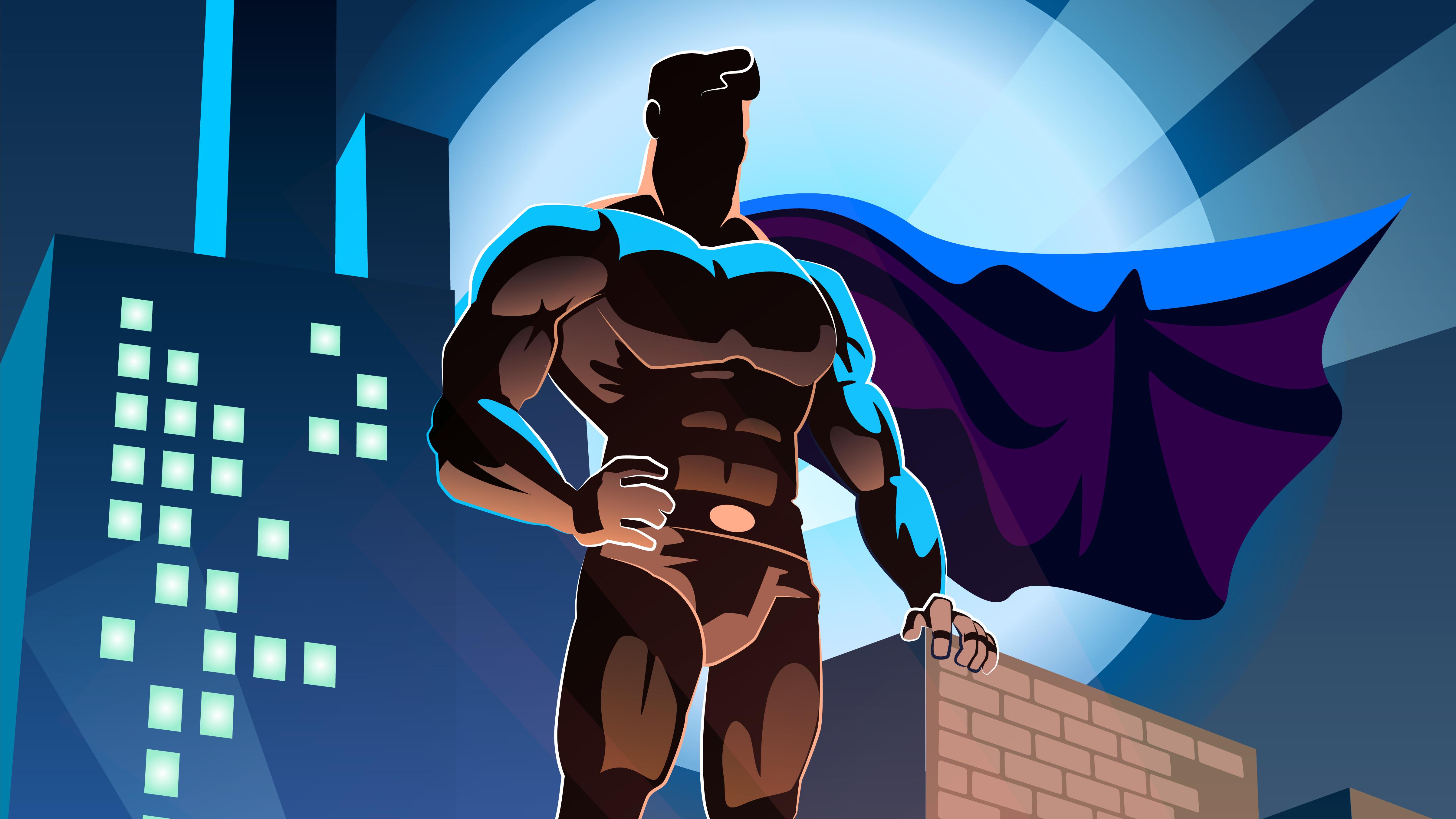 Dc Comics Superman 4811x2706