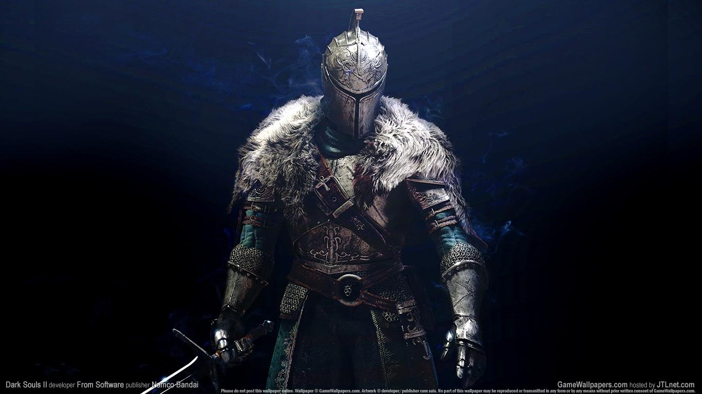 Video Game Dark Souls Ii 1366x768