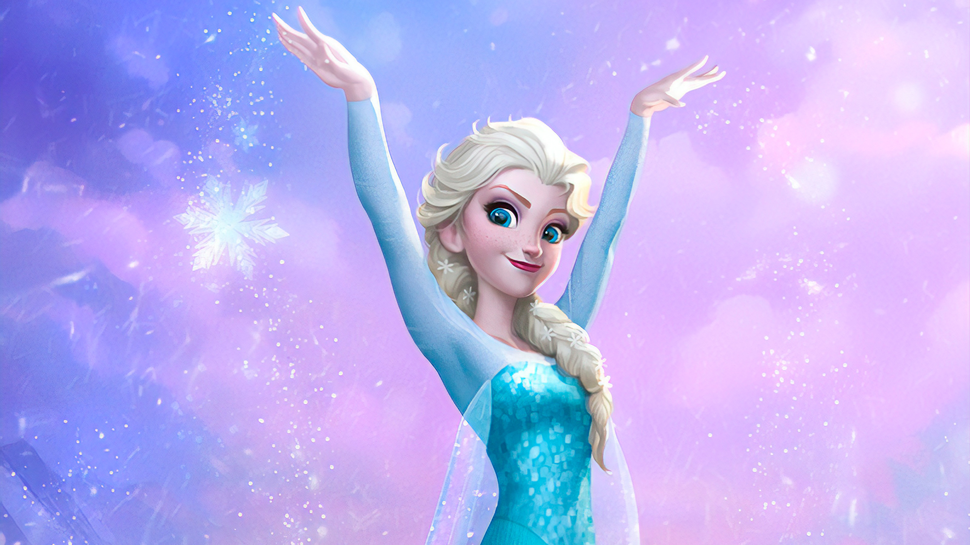 Elsa Frozen Frozen Movie 2000x1125