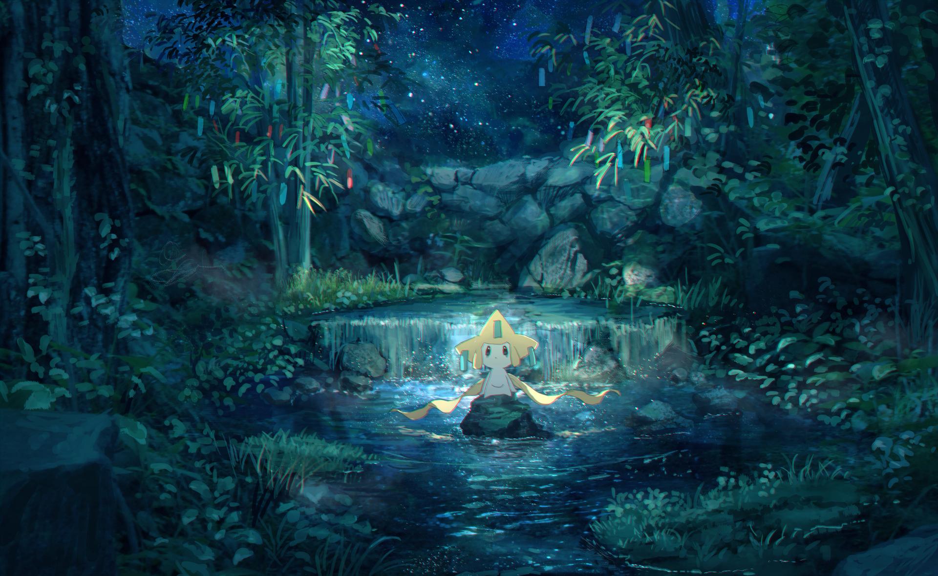 Jirachi Pokemon 1920x1180