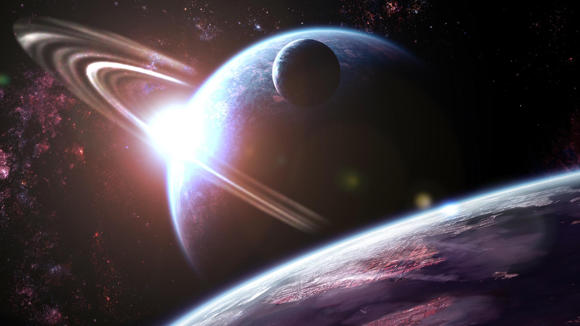 Sci Fi Planet 1920x1080