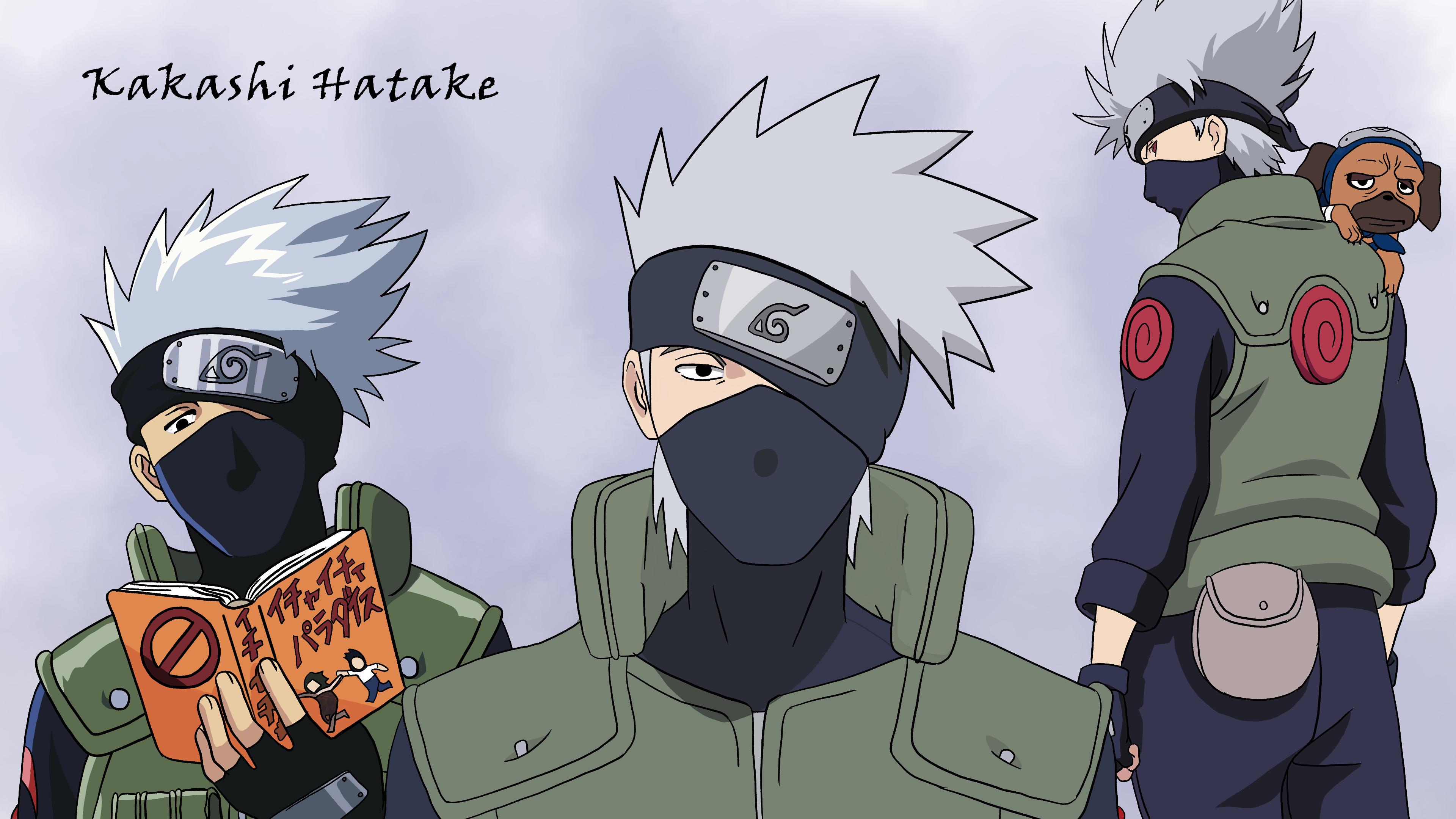 Naruto 3840x2160