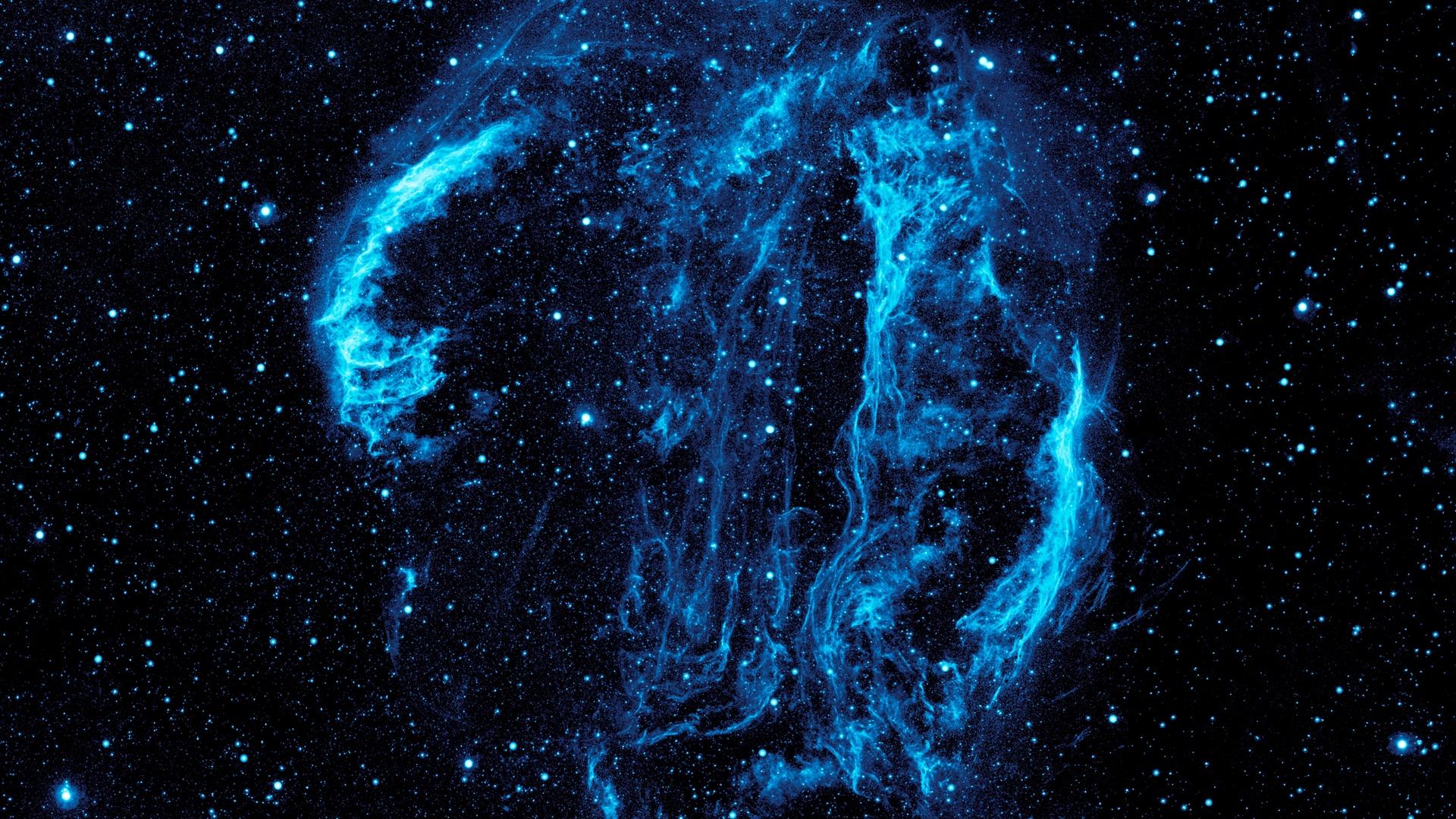 Sci Fi Nebula 1920x1080