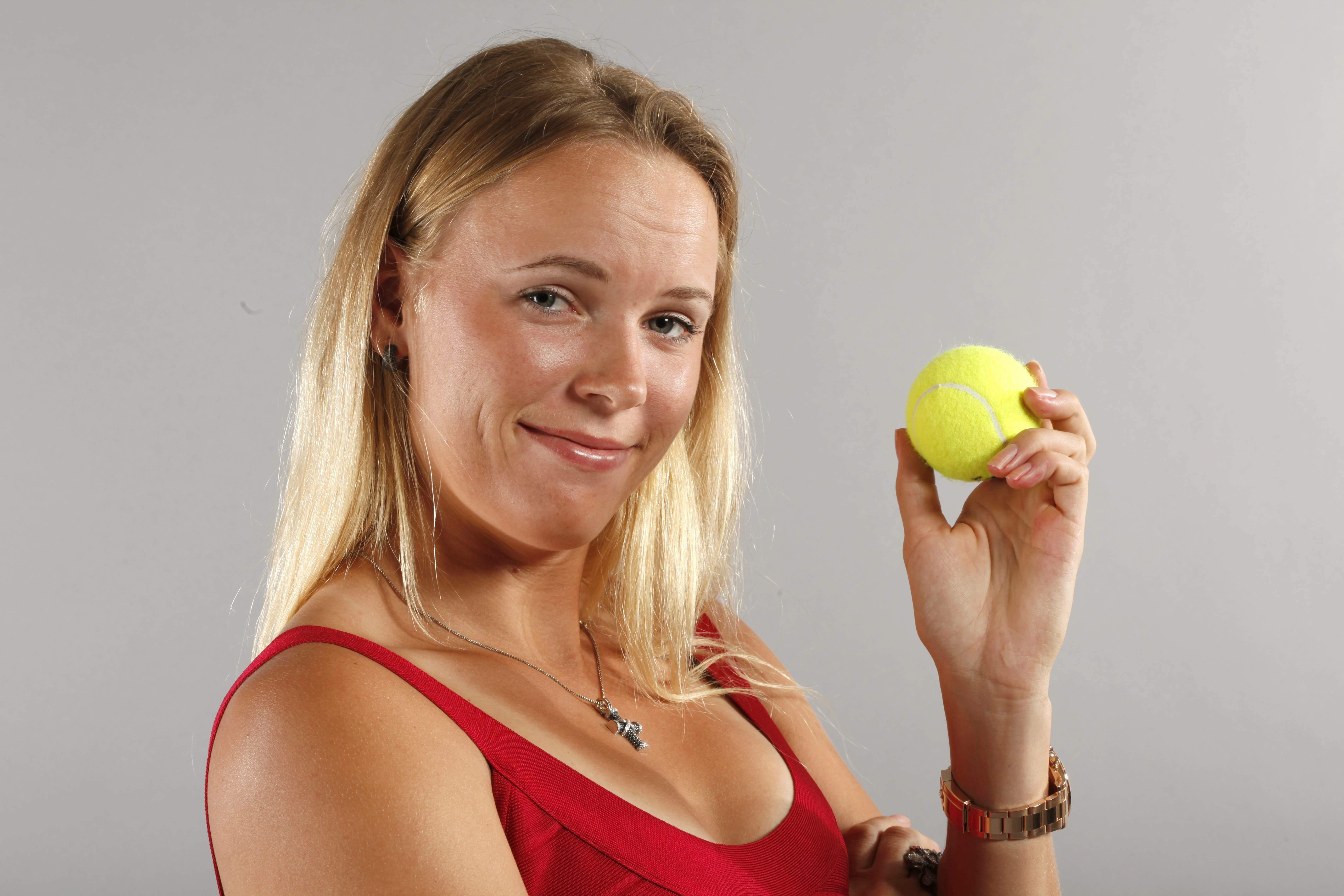 Caroline Wozniacki Danish Tennis 5616x3744