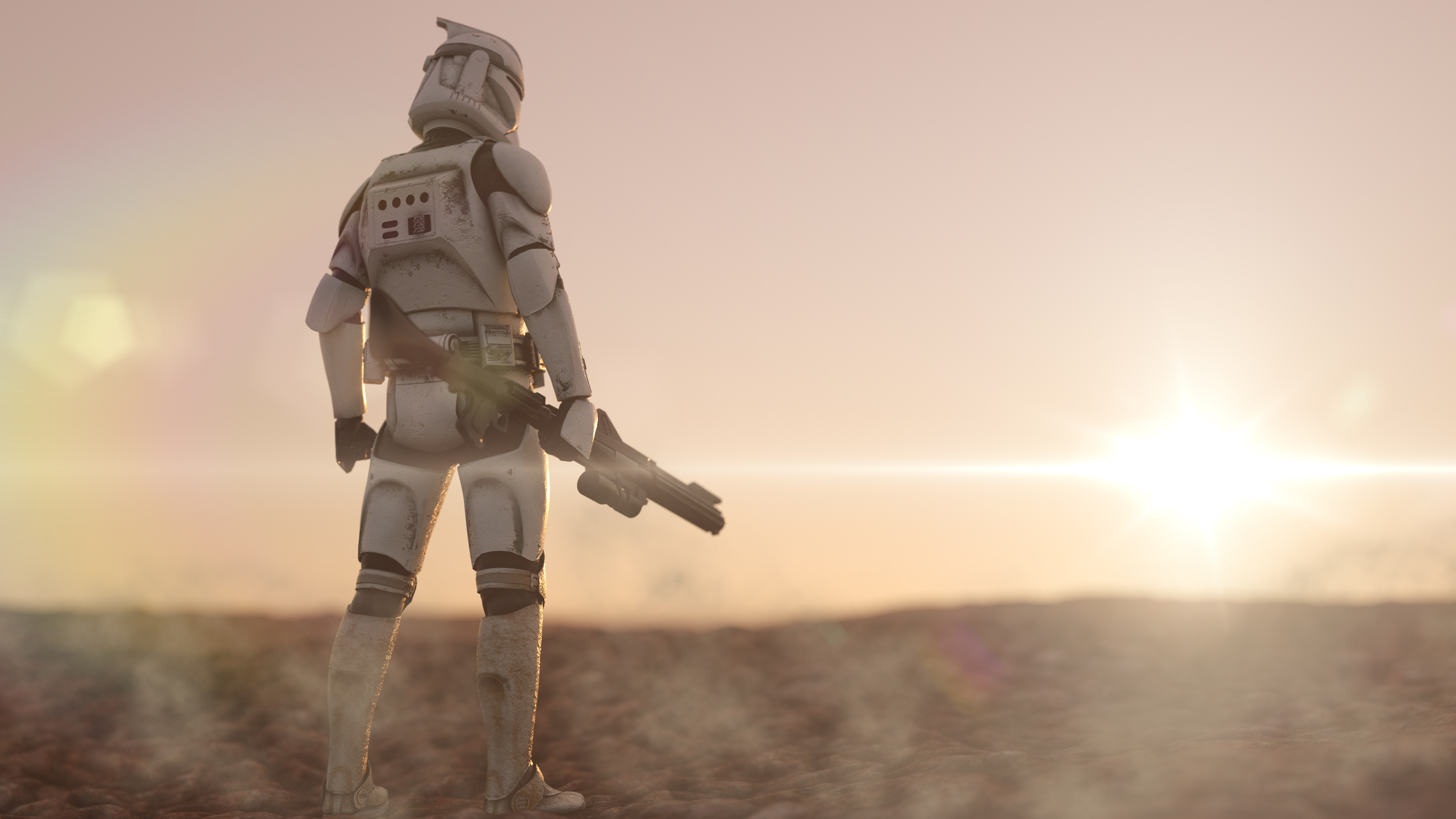 Clone Trooper 3840x2160