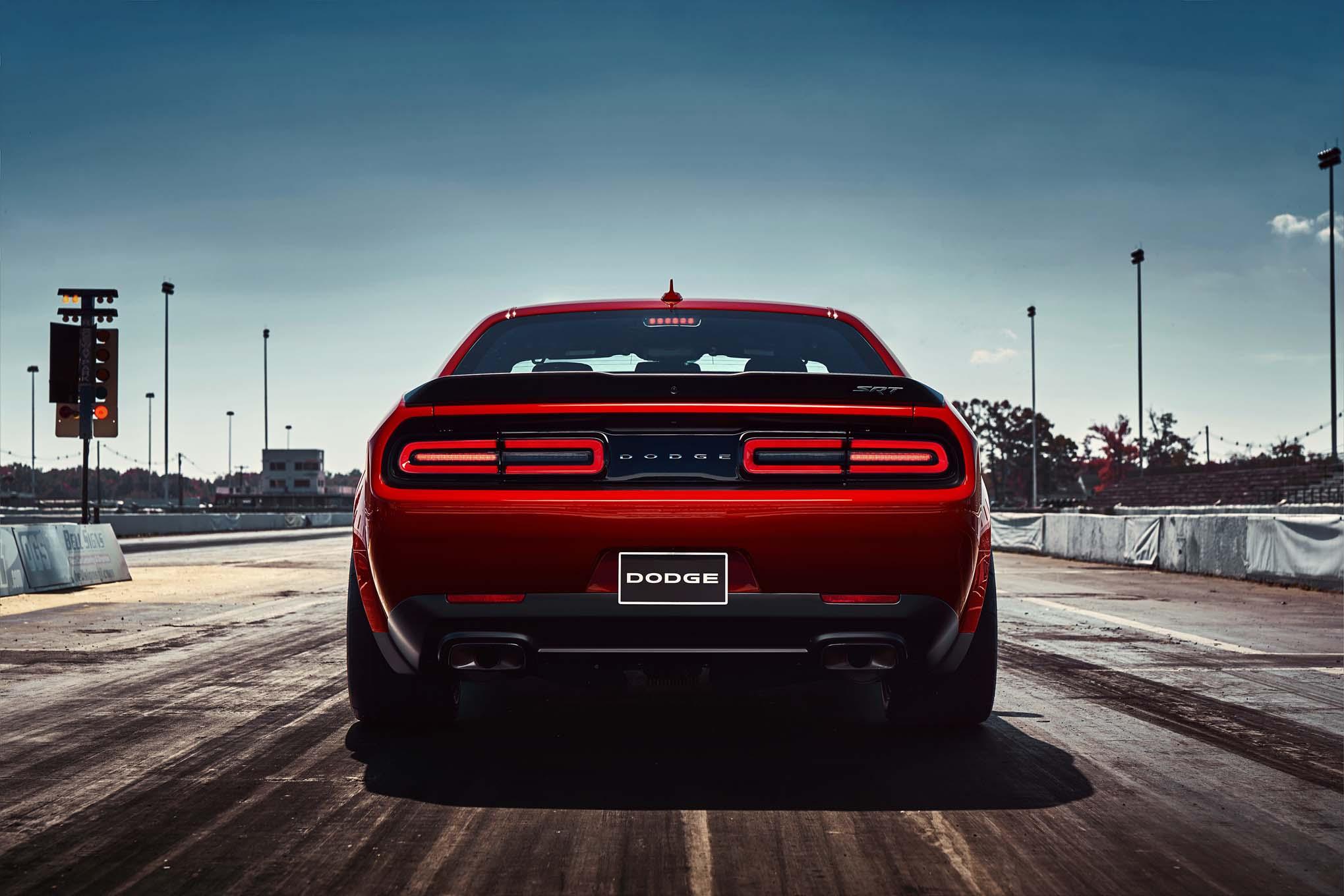 Car Dodge Dodge Challenger Dodge Challenger Srt Dodge Challenger Srt Demon Mopar Muscle Car Vehicle 2039x1360
