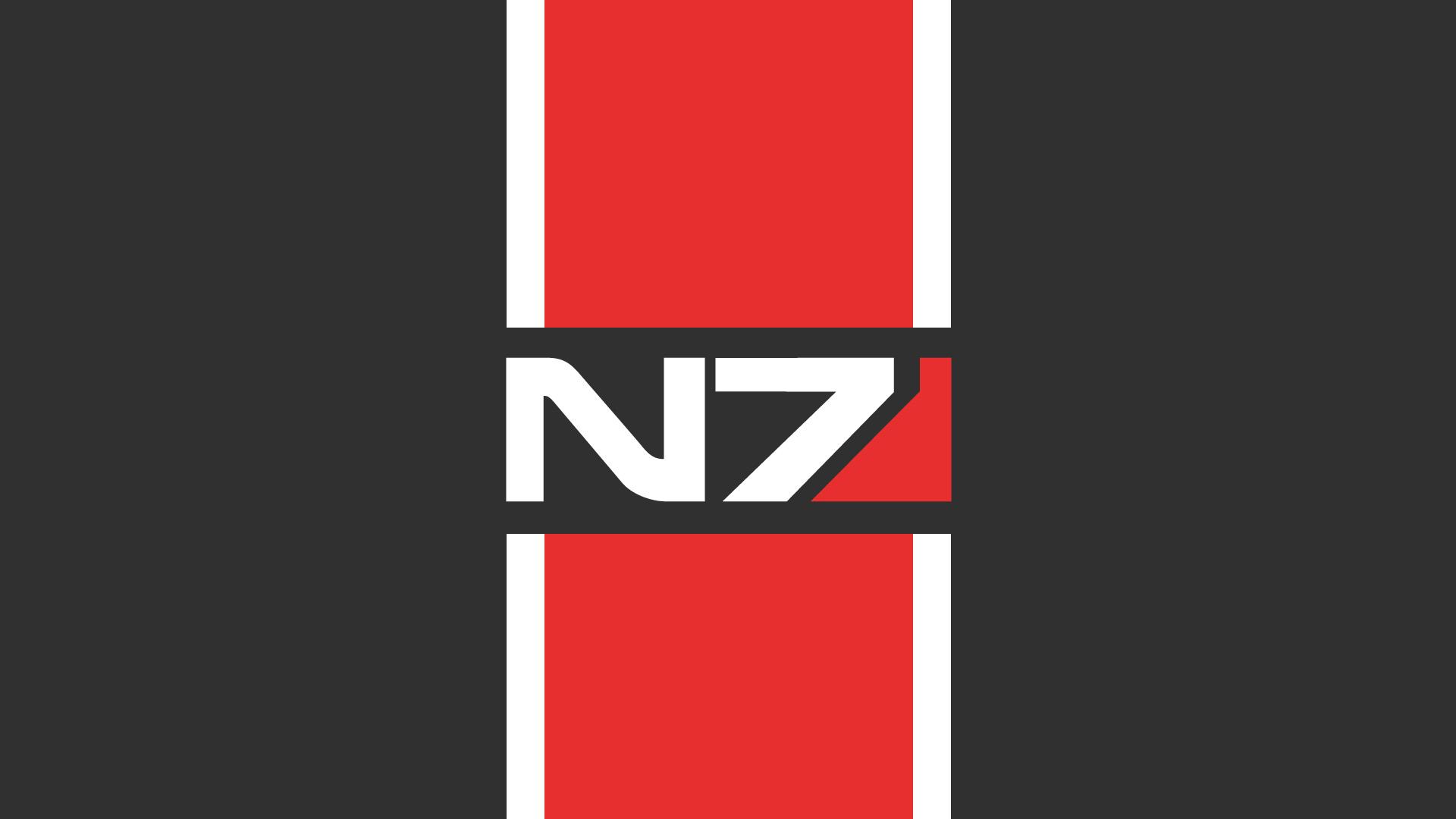 Video Game Mass Effect 1920x1080