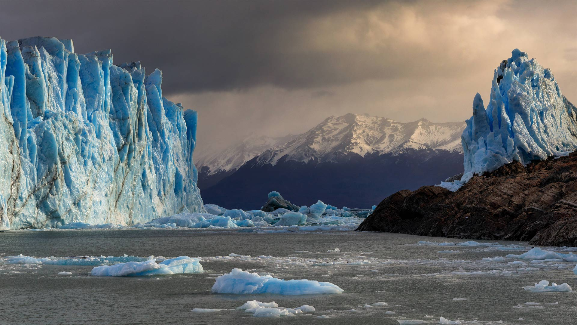 Nature Ice 1920x1080