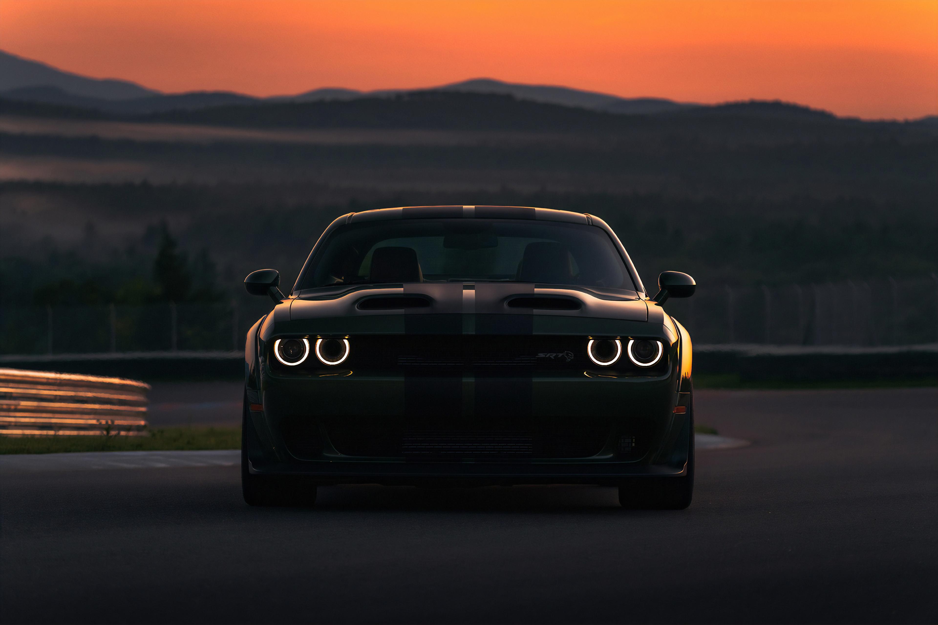 Dodge Challenger Dodge Challenger Srt Hellcat 3840x2562