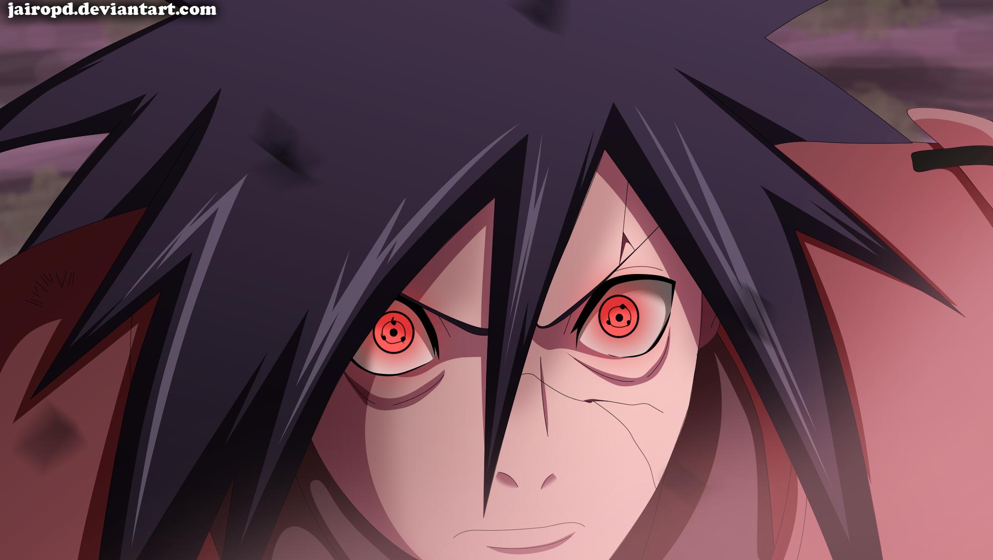 Madara Uchiha Naruto Sharingan Naruto Uchiha Clan 2000x1128