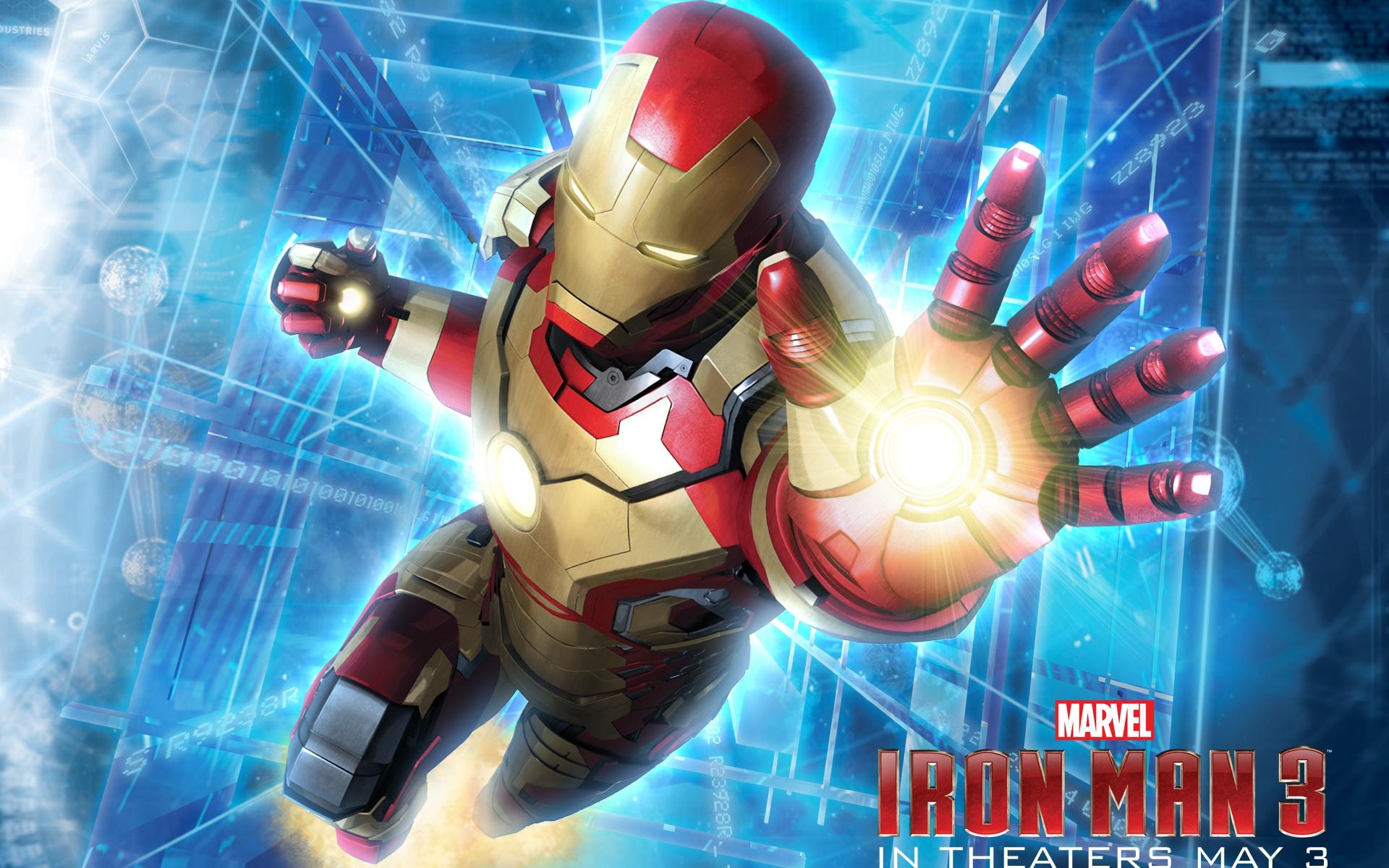 Iron Man 1920x1200