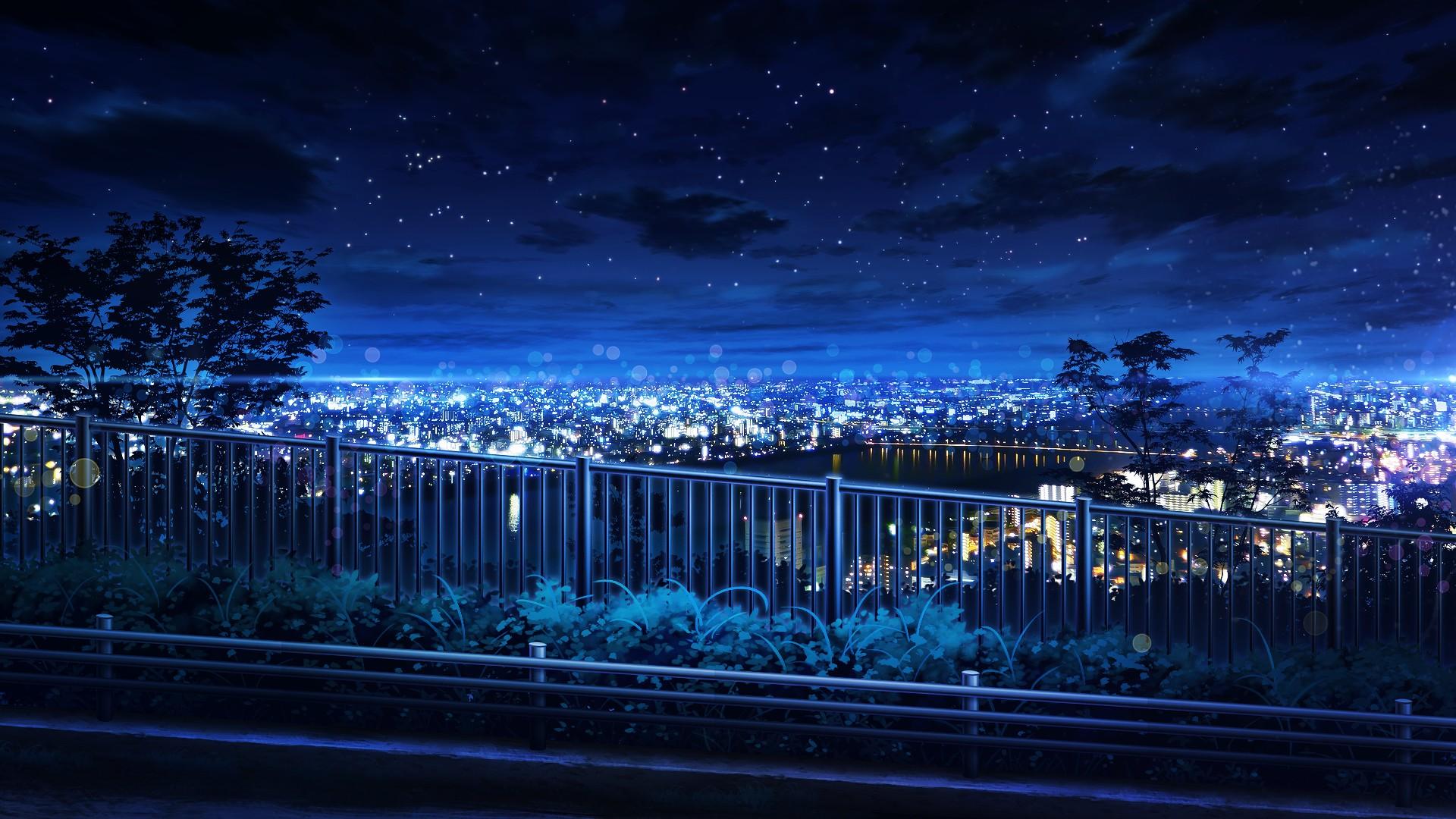 Cityscape Night 1920x1080
