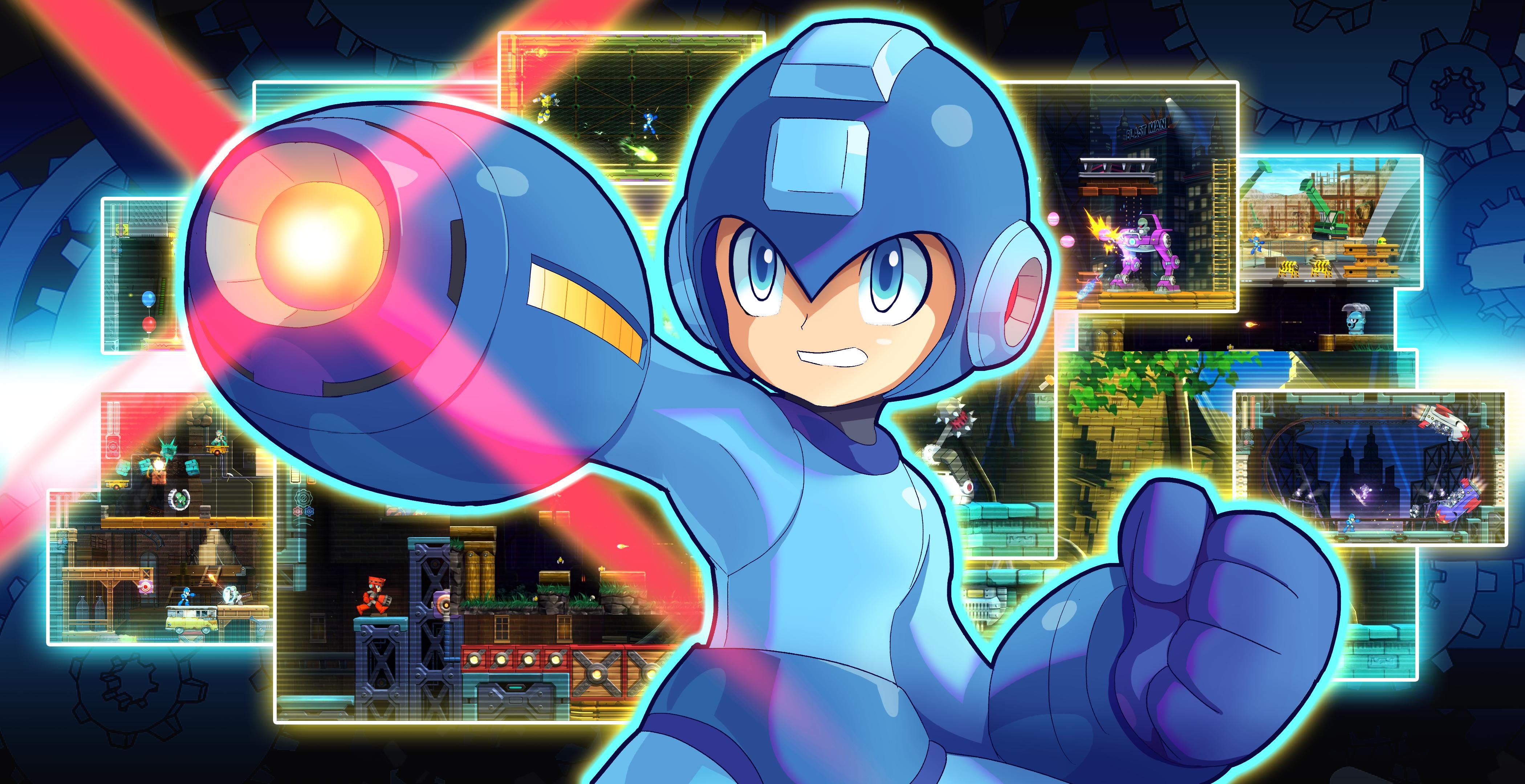 Mega Man Mega Man 11 Wallpaper - Resolution:4200x2160 - ID ...