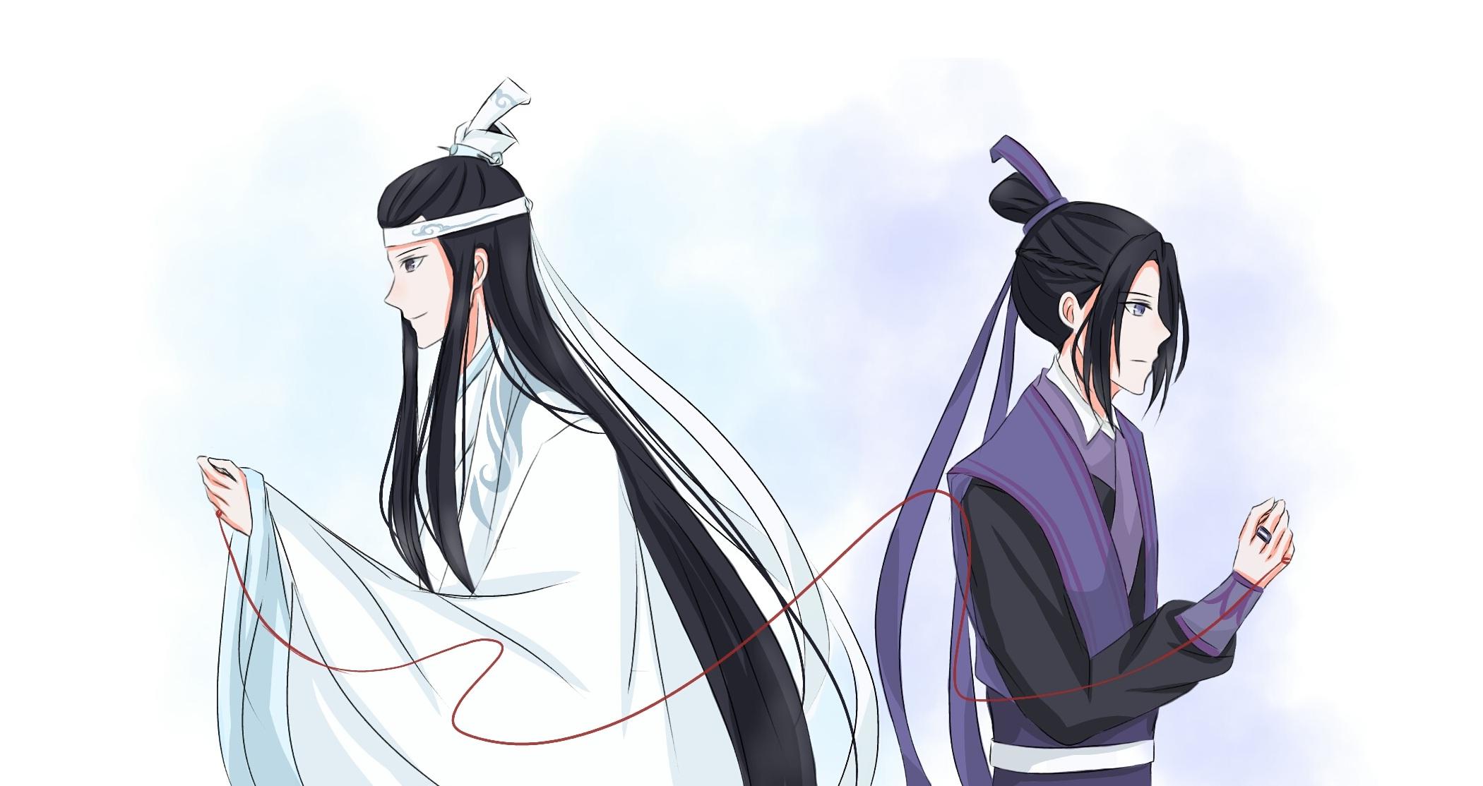 Jiang Cheng Jiang Wanyin Lan Huan Lan Xichen 2100x1114