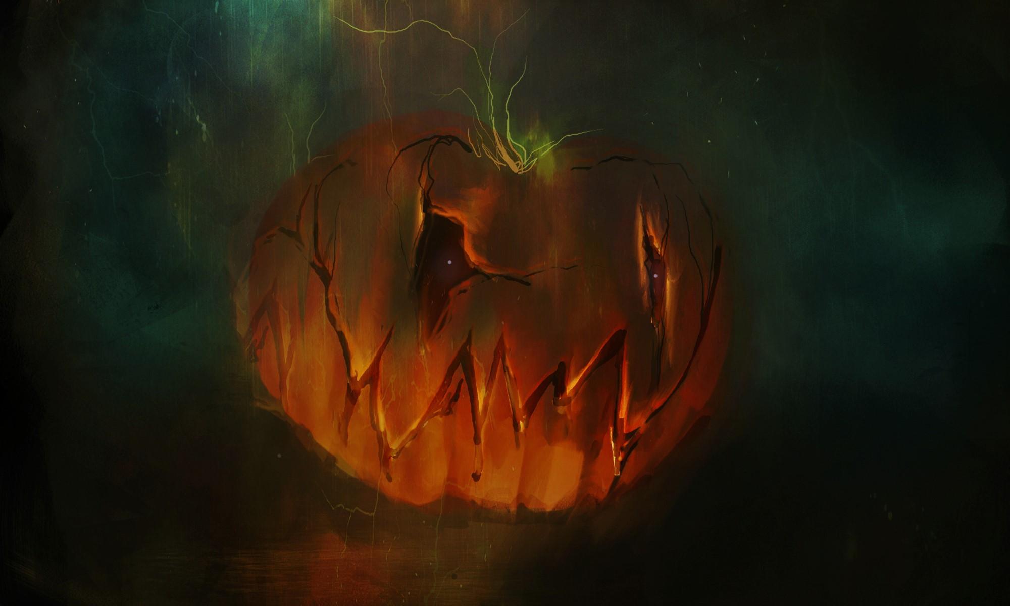 Pumpkin Halloween 2000x1200