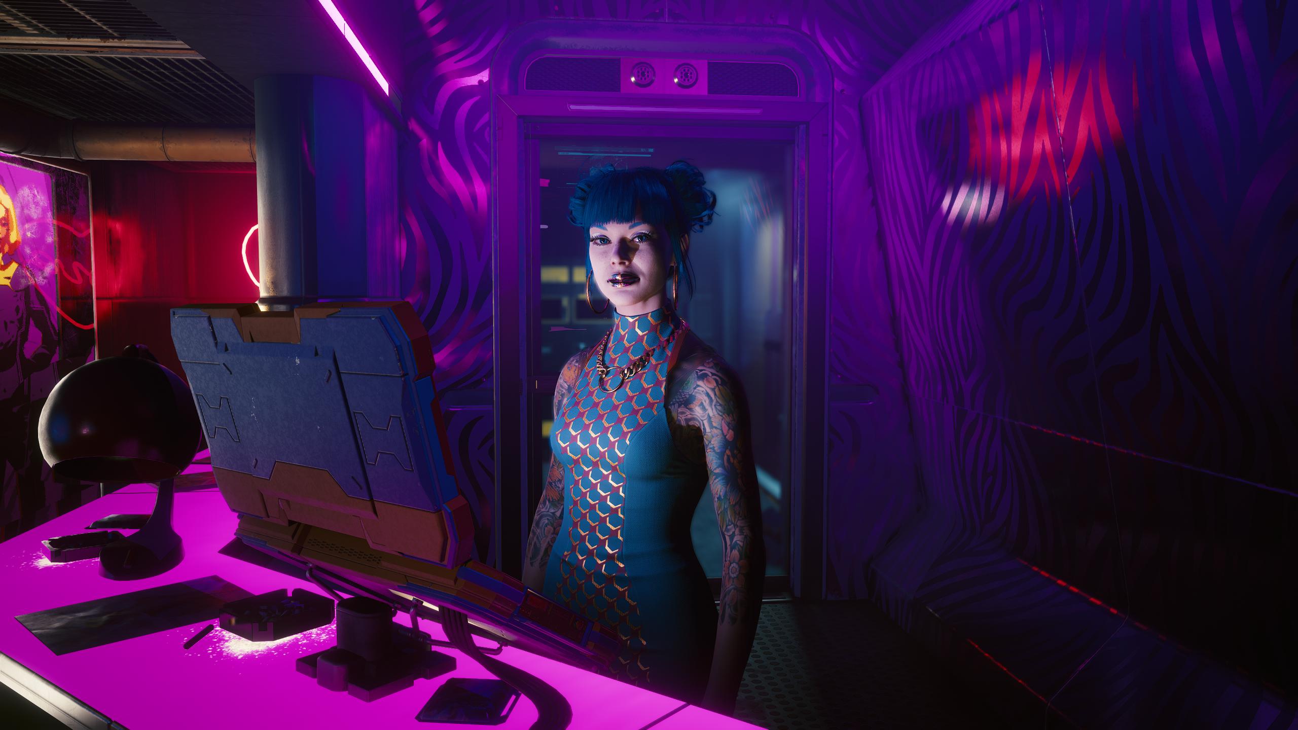 Cyberpunk 2077 Pc Gaming Video Games Women Rtx Nvidia Rtx Cd Projekt Red Wallpaper Resolution 2560x1440 Id 1162672 Wallha Com