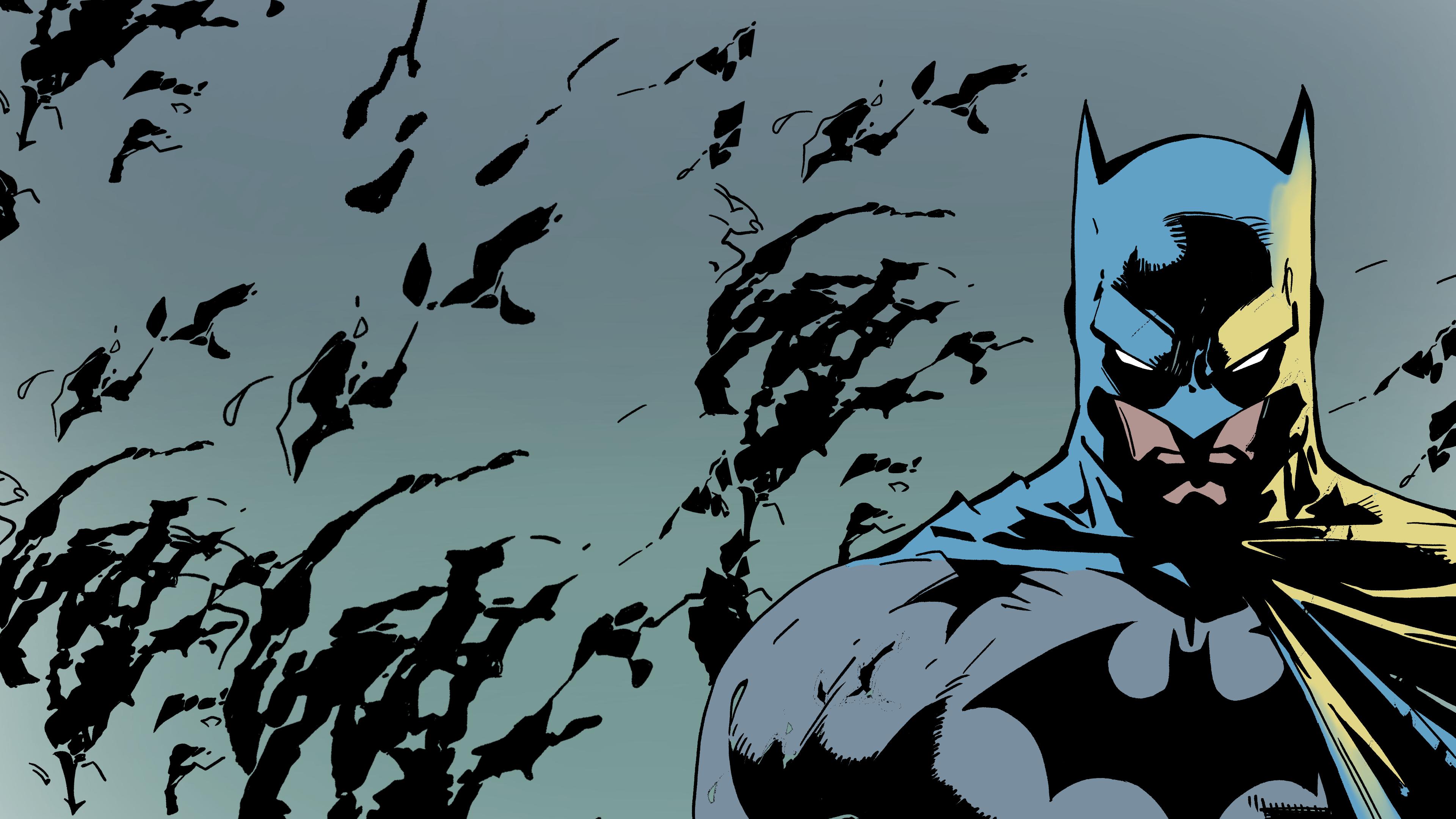 Batman Dc Comics 3840x2160