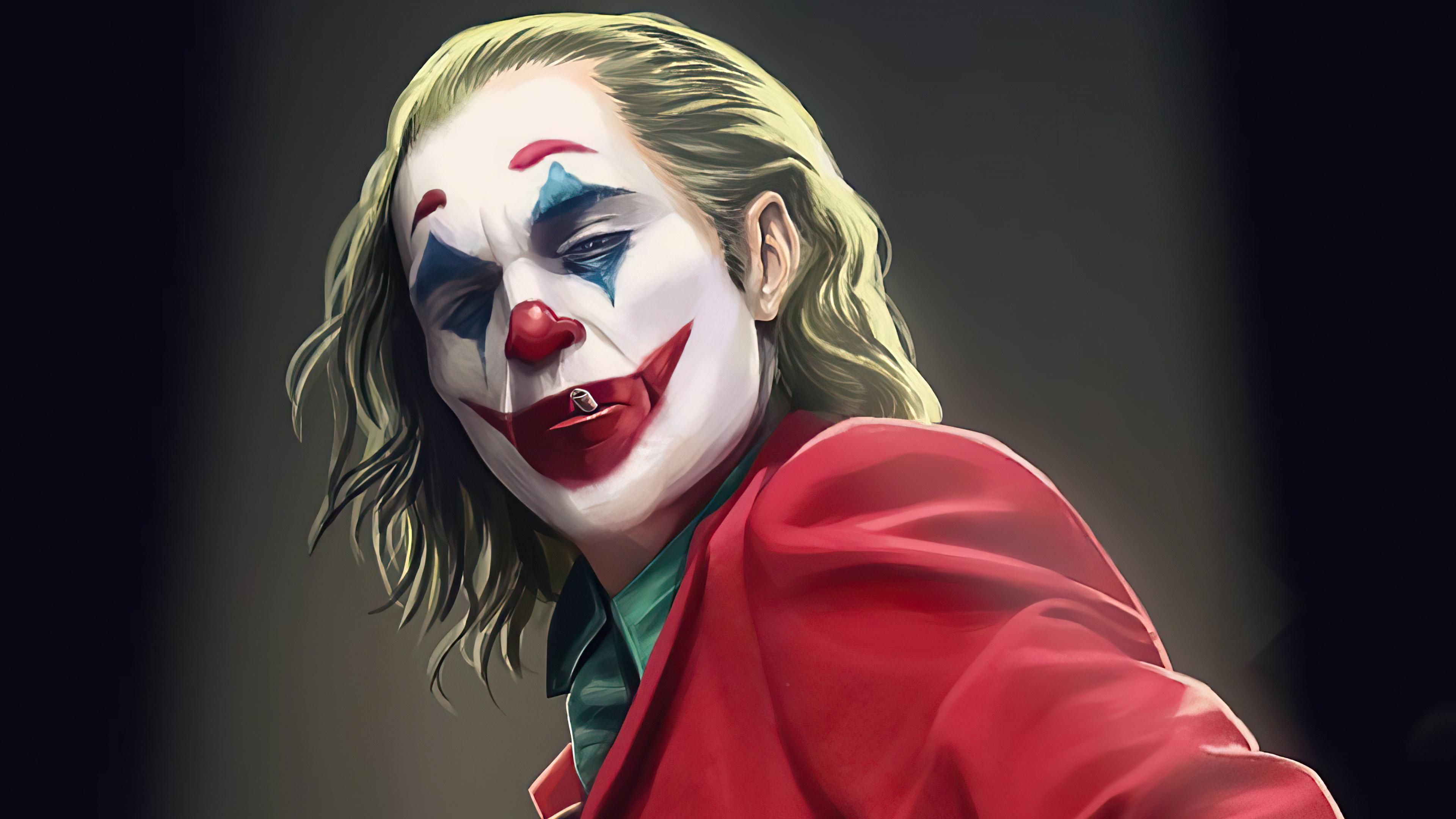 Dc Comics Joker 3840x2160