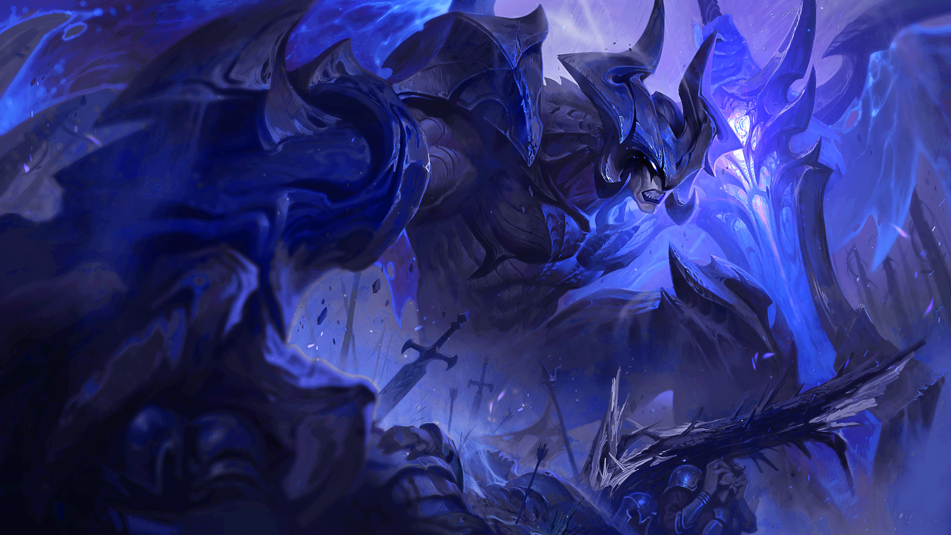 Aatrox League Of Legends League Of Legends 4000x2250