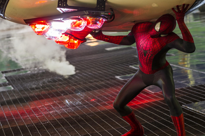 Spider Man 3000x2000