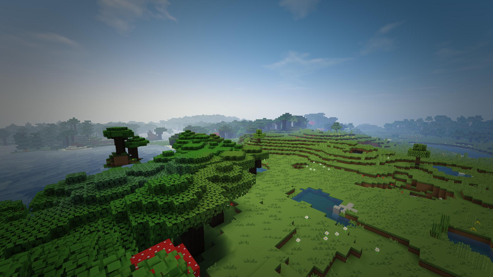 Minecraft 1920x1080