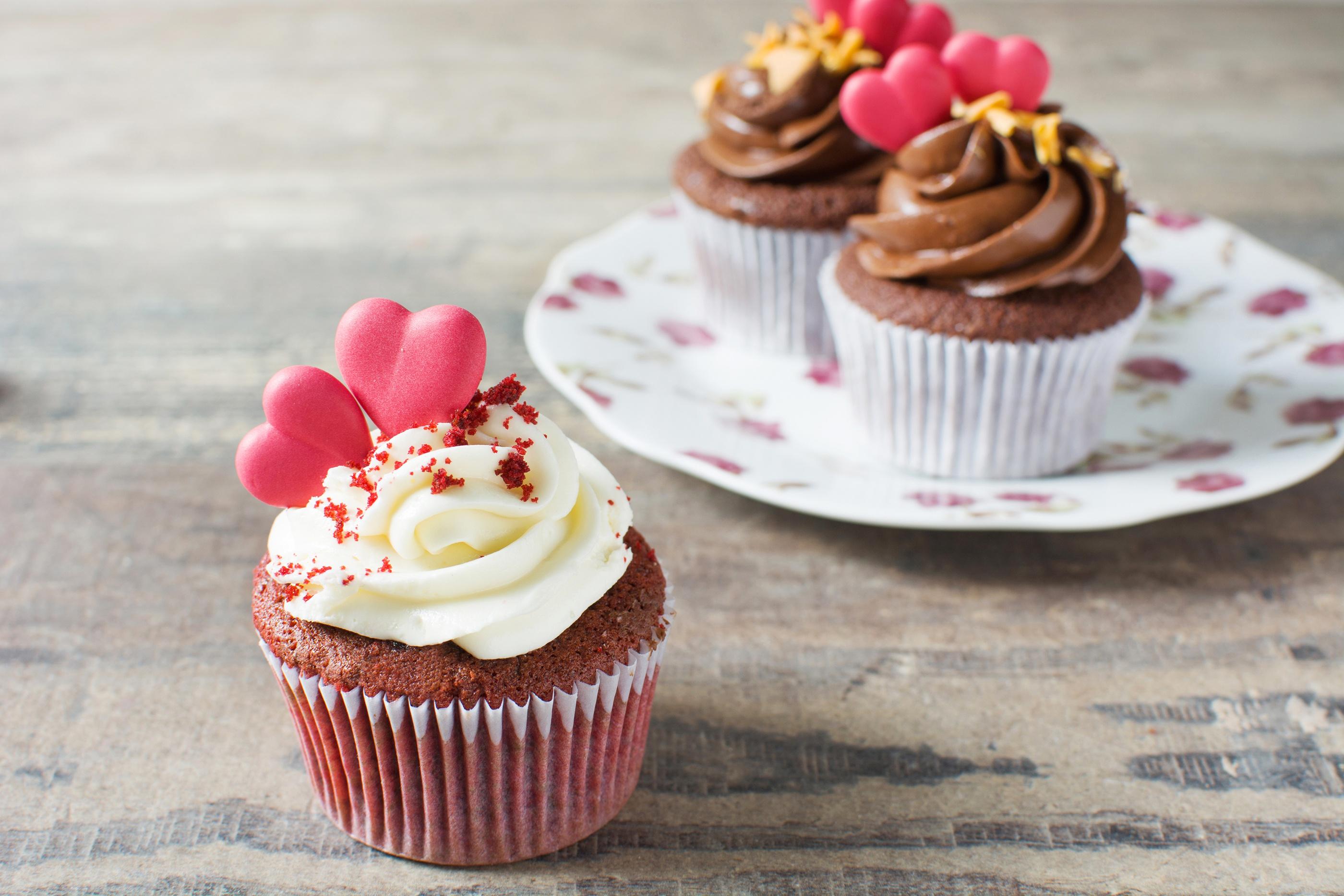 Cupcake Still Life Sweets 2800x1867