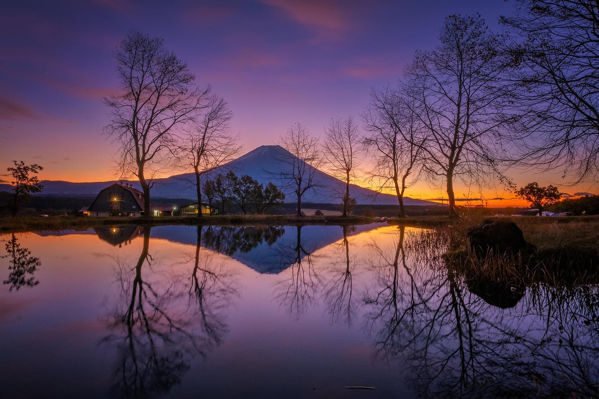 House Japan Lake 2048x1365