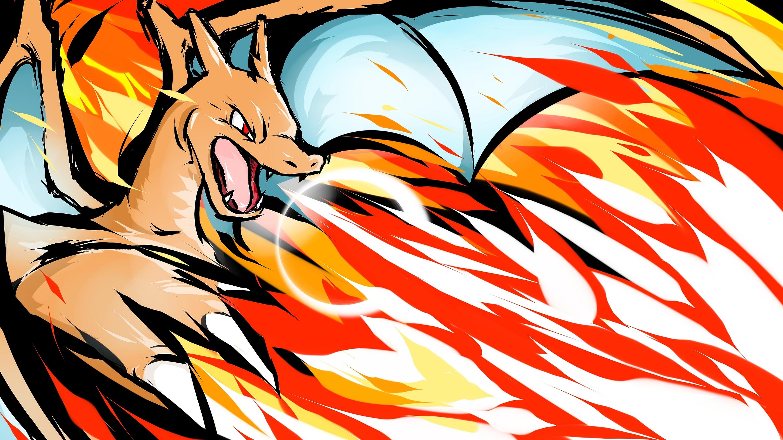 Charizard Pokemon 2900x1631