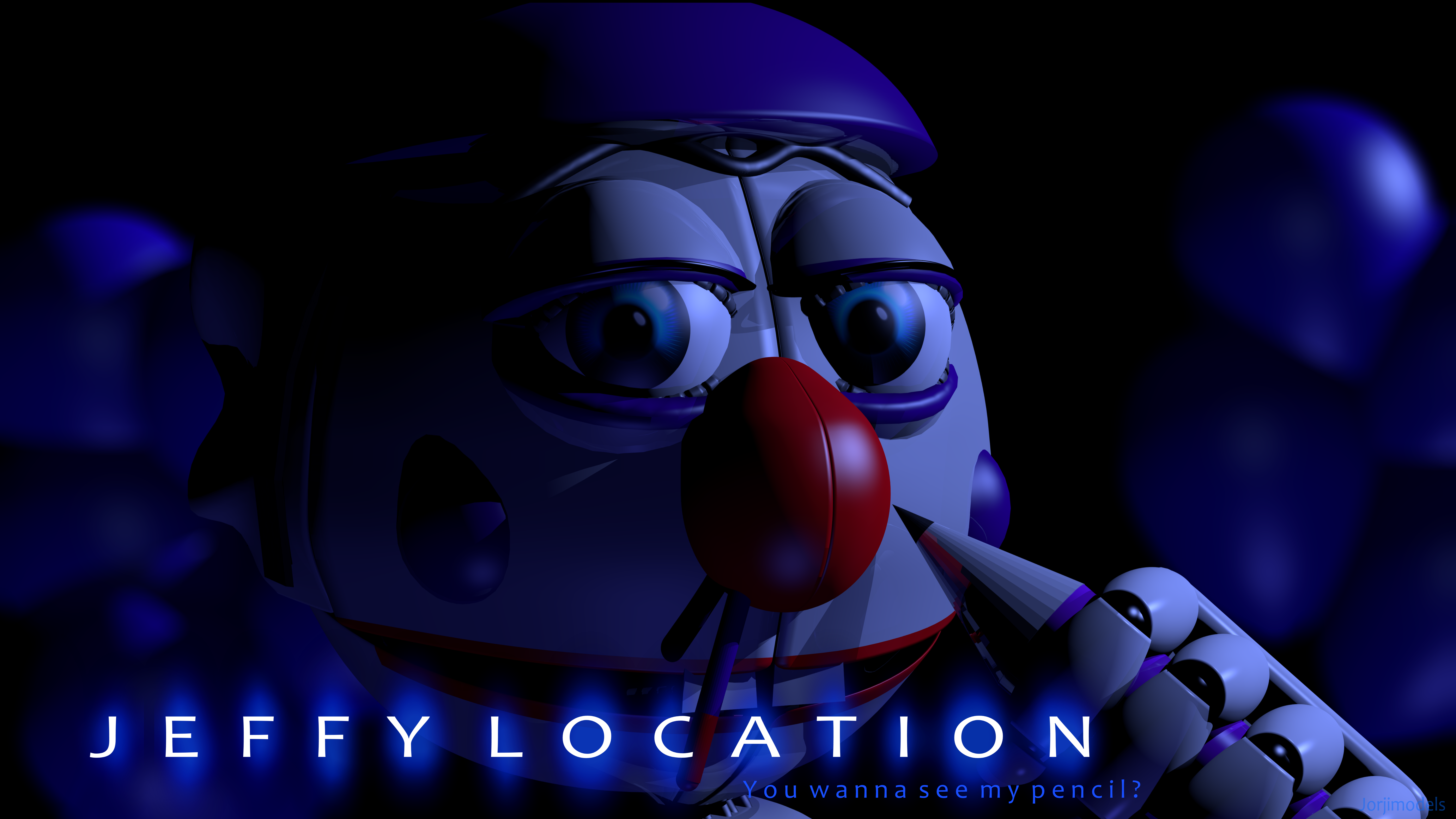 Video Game Five Nights At Freddy 039 S Sister Location 7040x3960