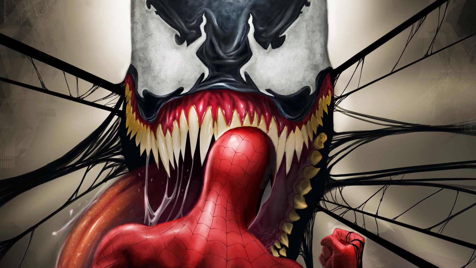 Marvel Comics Spider Man Venom 2000x1125