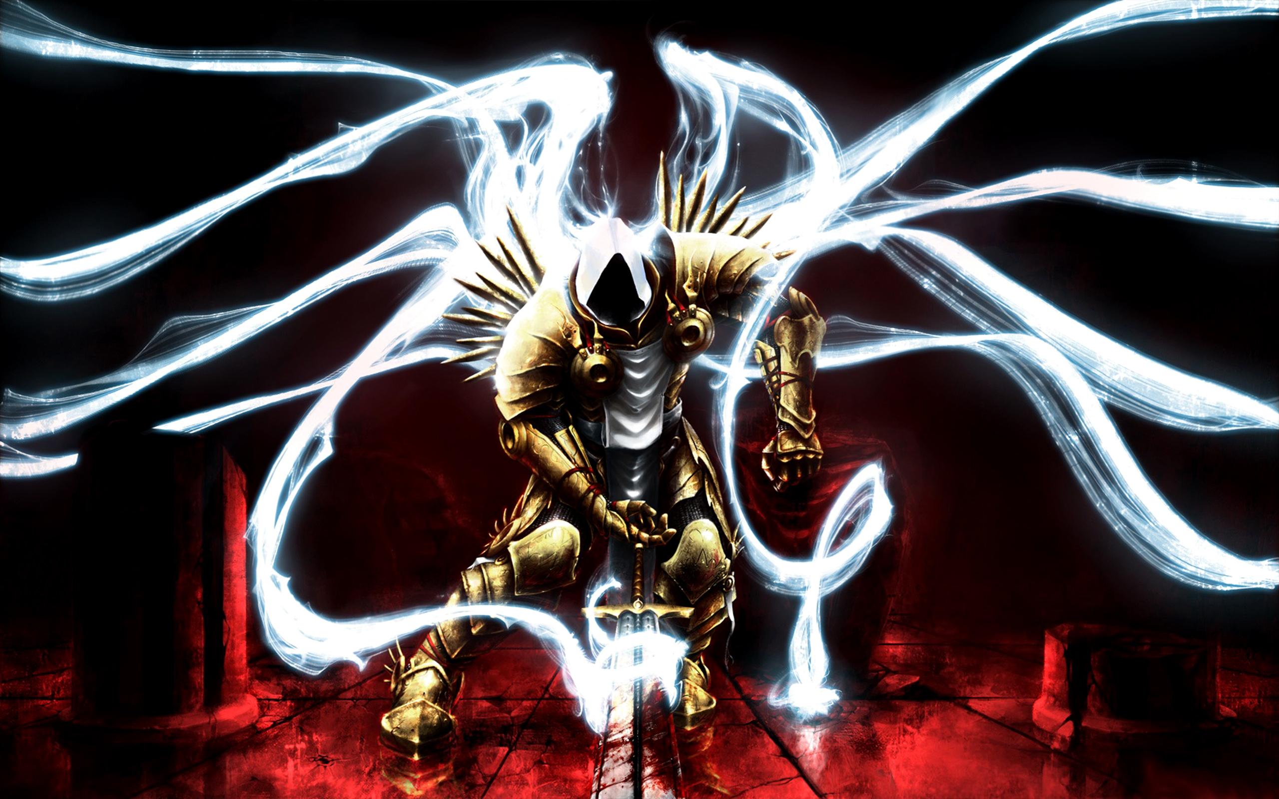 Diablo Iii Tyrael Diablo Iii 2560x1600