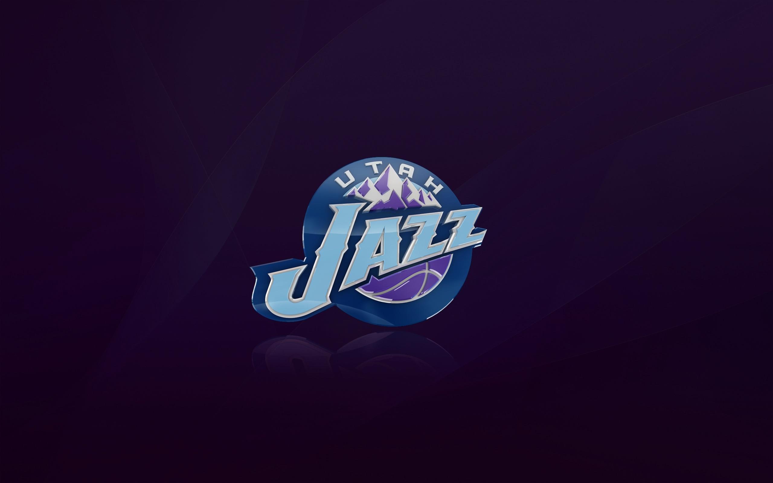 Basketball Logo Nba Utah Jazz 2560x1600