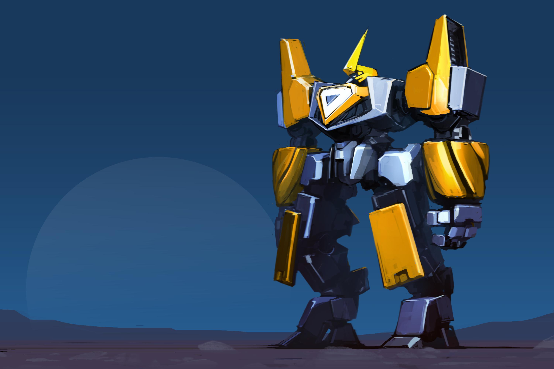 Robot 3000x2000