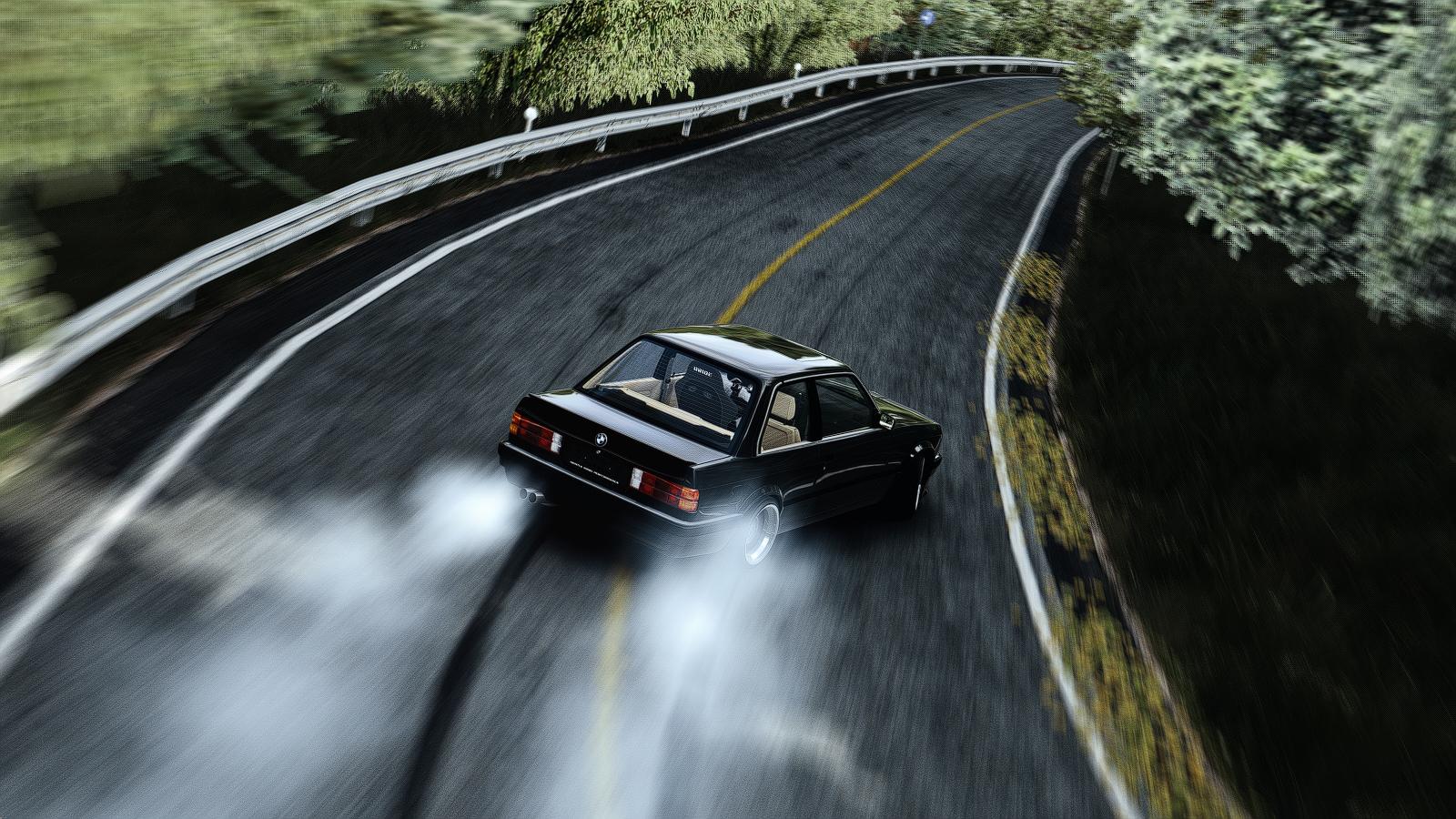 Bmw E30 M3 BMW E30 Drift Assetto Corsa BMW Wallpaper ...