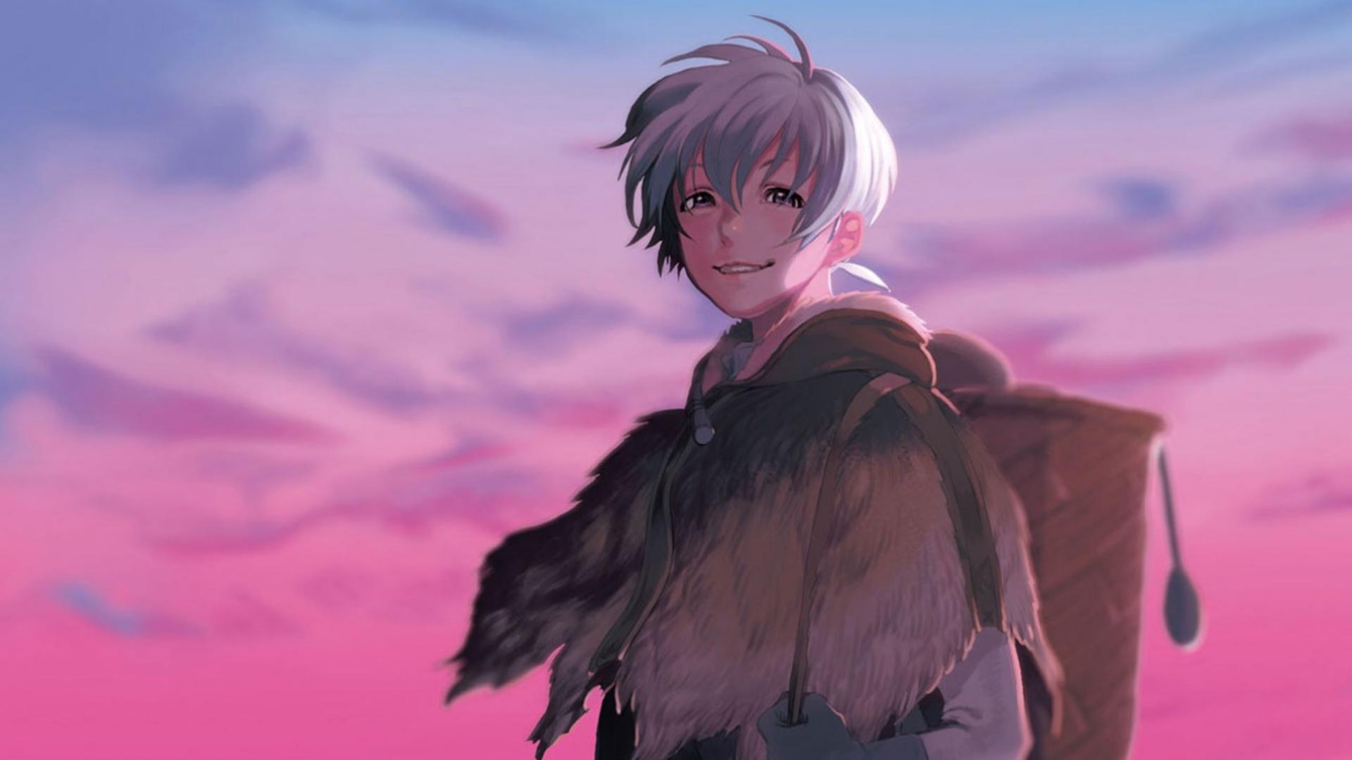 Anime Boys To Your Eternity Anime 1920x1080
