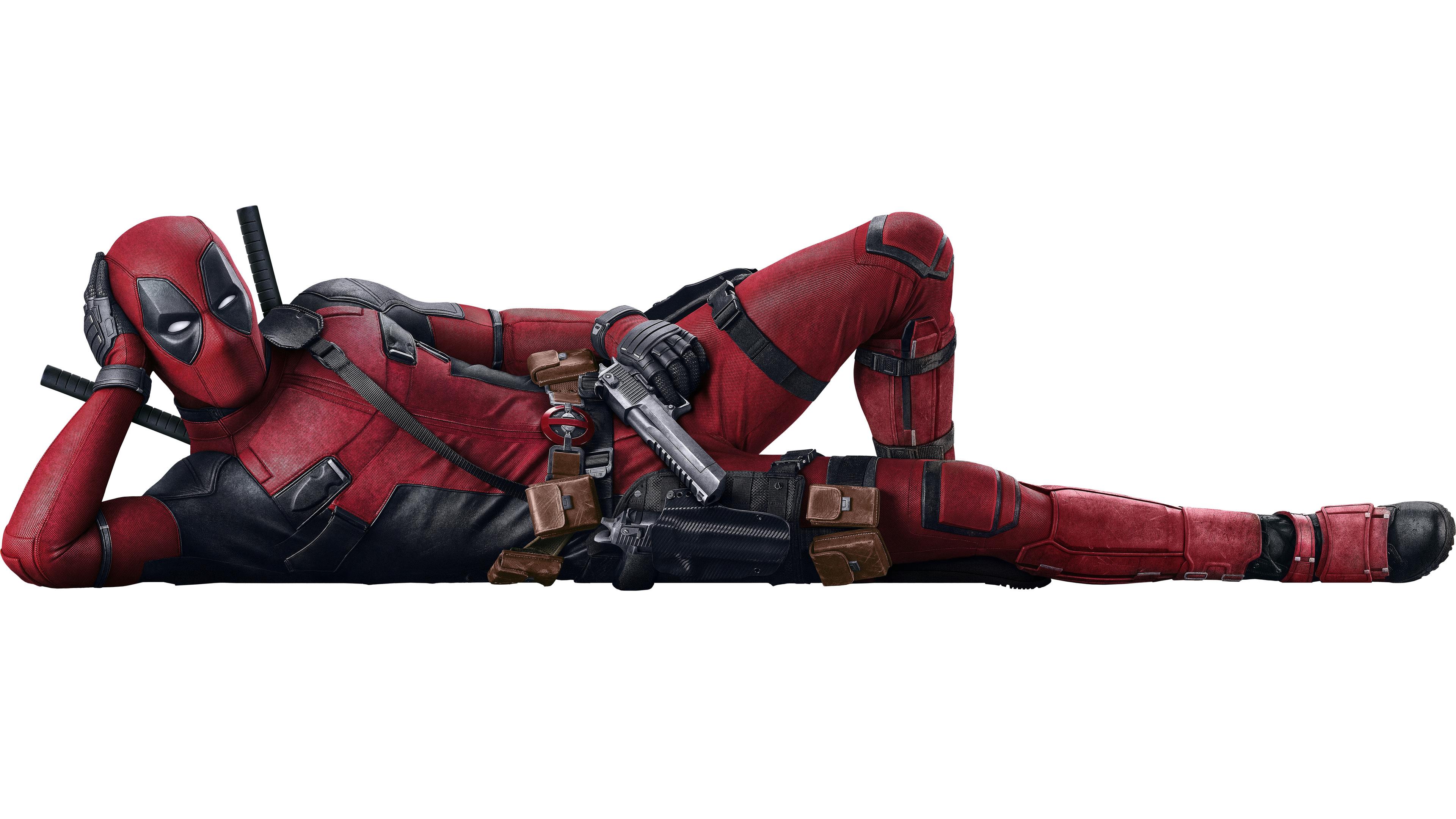 Deadpool Ryan Reynolds Wade Wilson 3840x2160