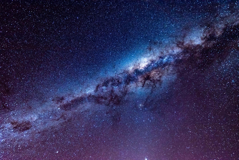 Milky Way Space Stars 3000x2003