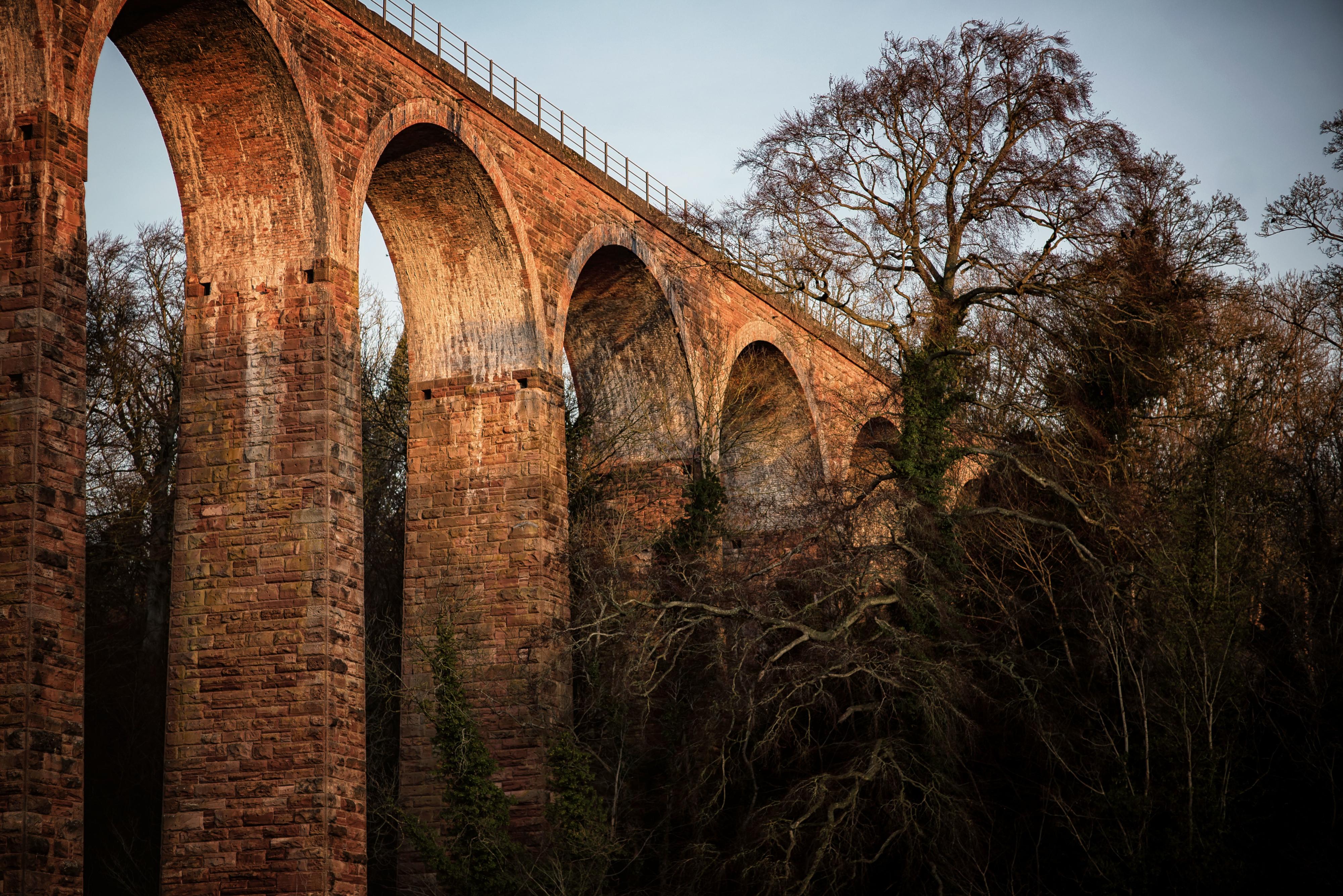 Leaderfoot Viaduct Scotland 4000x2670