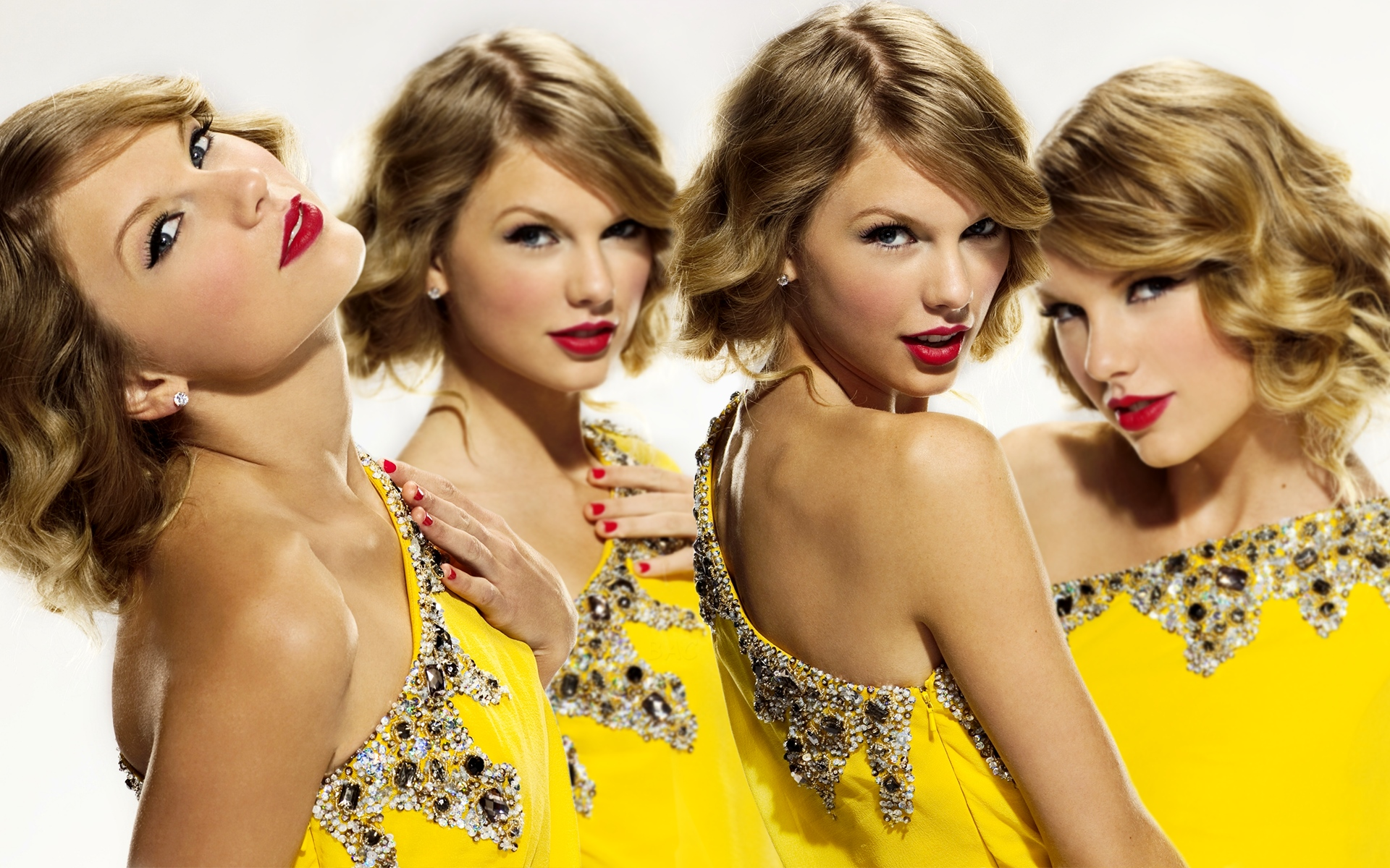 American Singer Taylor Swift 1920x1200