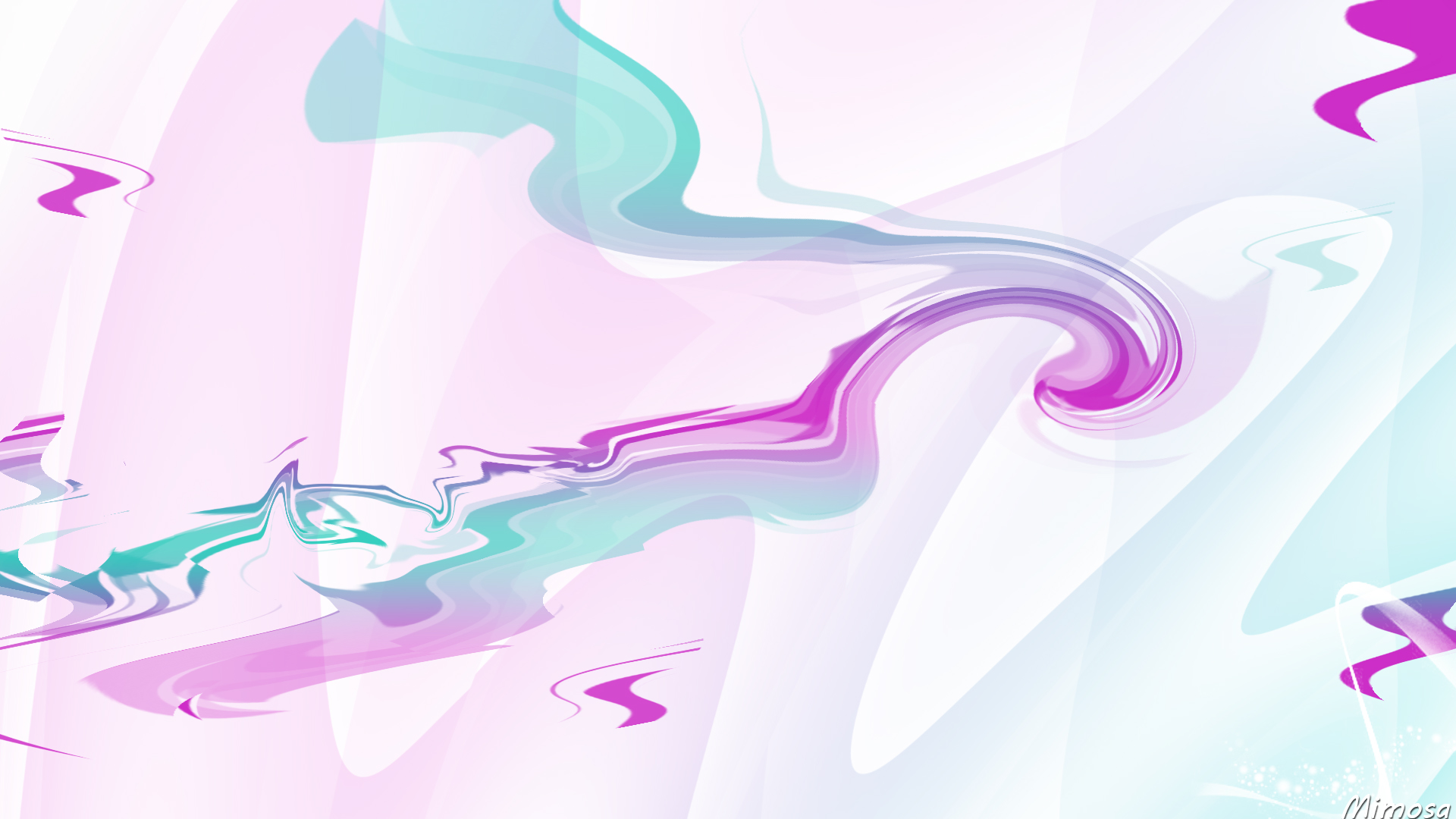 Artistic Colors Digital Art Gradient 1920x1080