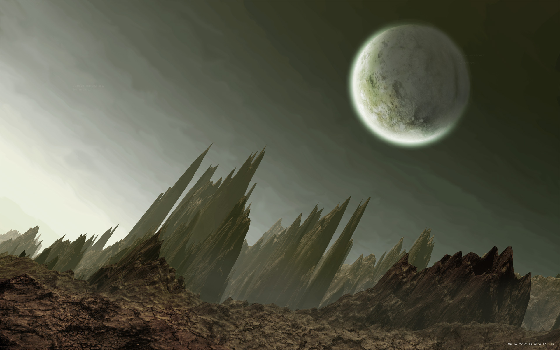 Planet Sky 1920x1200