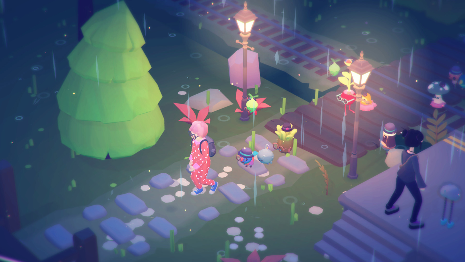 Video Game Ooblets 1920x1080