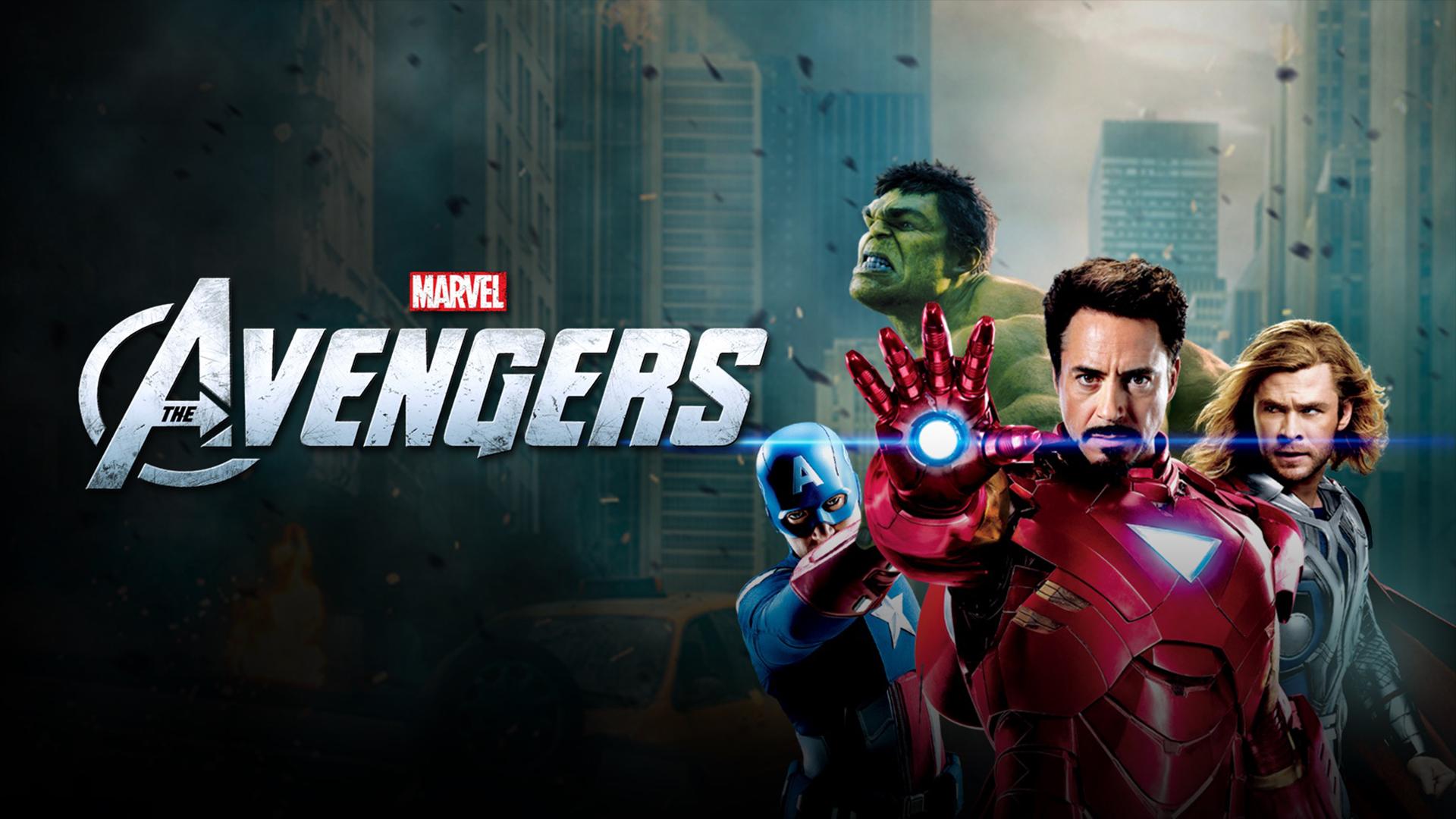 Avengers Iron Man Robert Downey Jr Thor Chris Hemsworth Hulk Captain America Tony Stark Steve Rogers 1920x1080