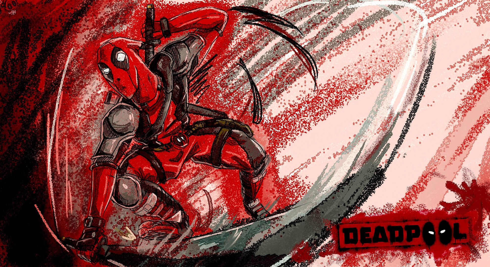 Comics Deadpool 1980x1080
