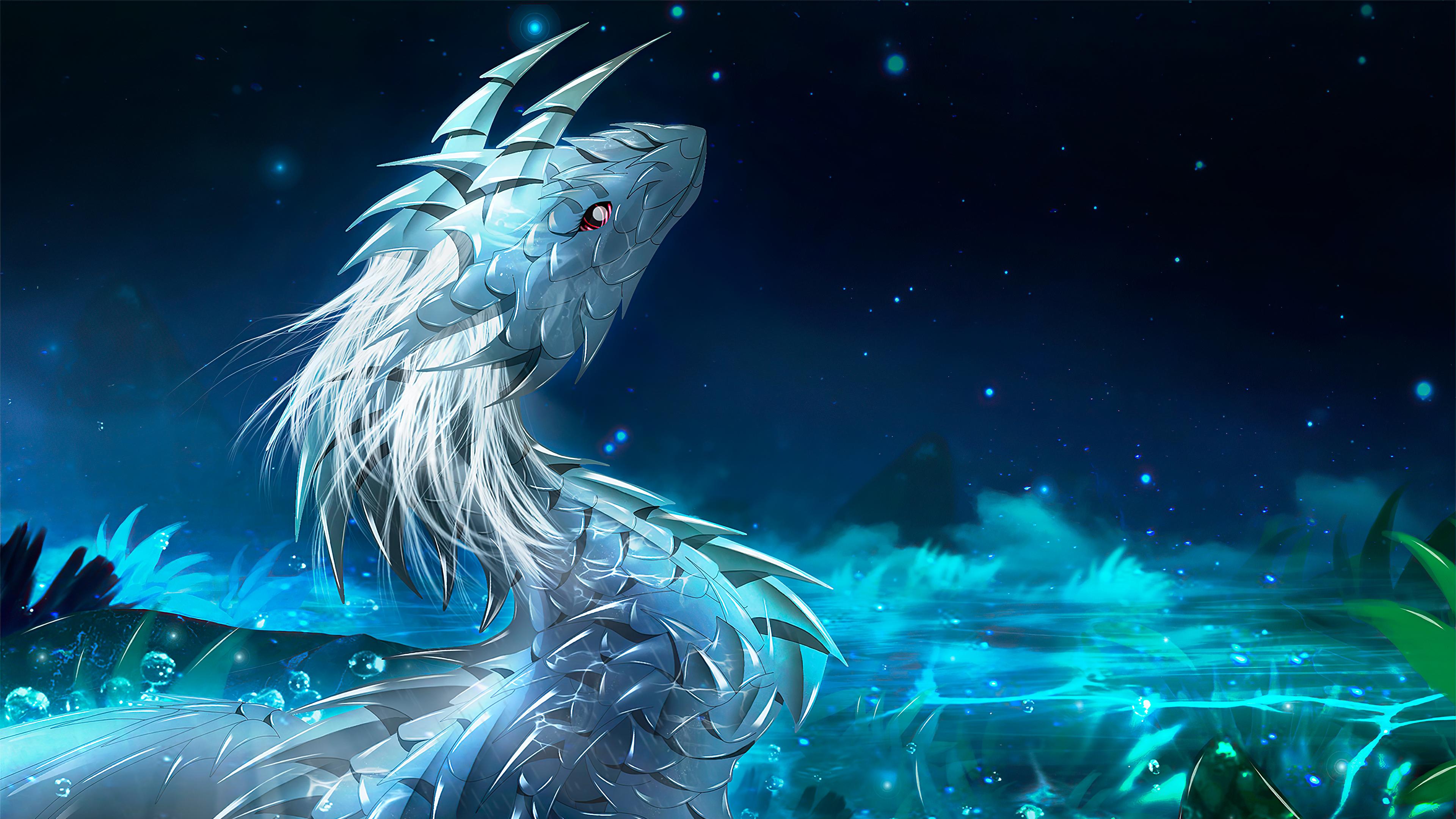 Fantasy Dragon 3840x2160